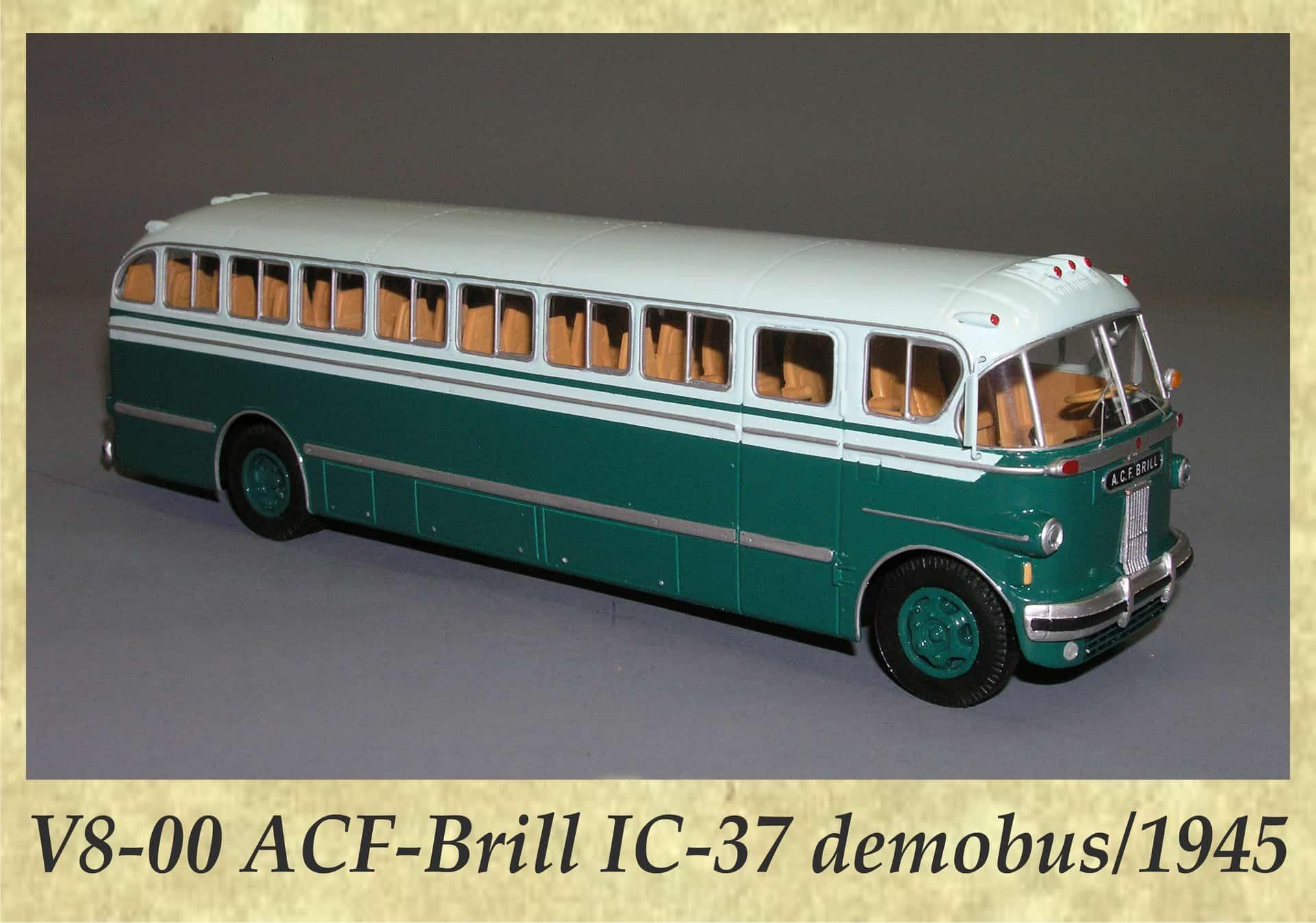 V8-00 ACF-Brill IC-37 demobus_1945