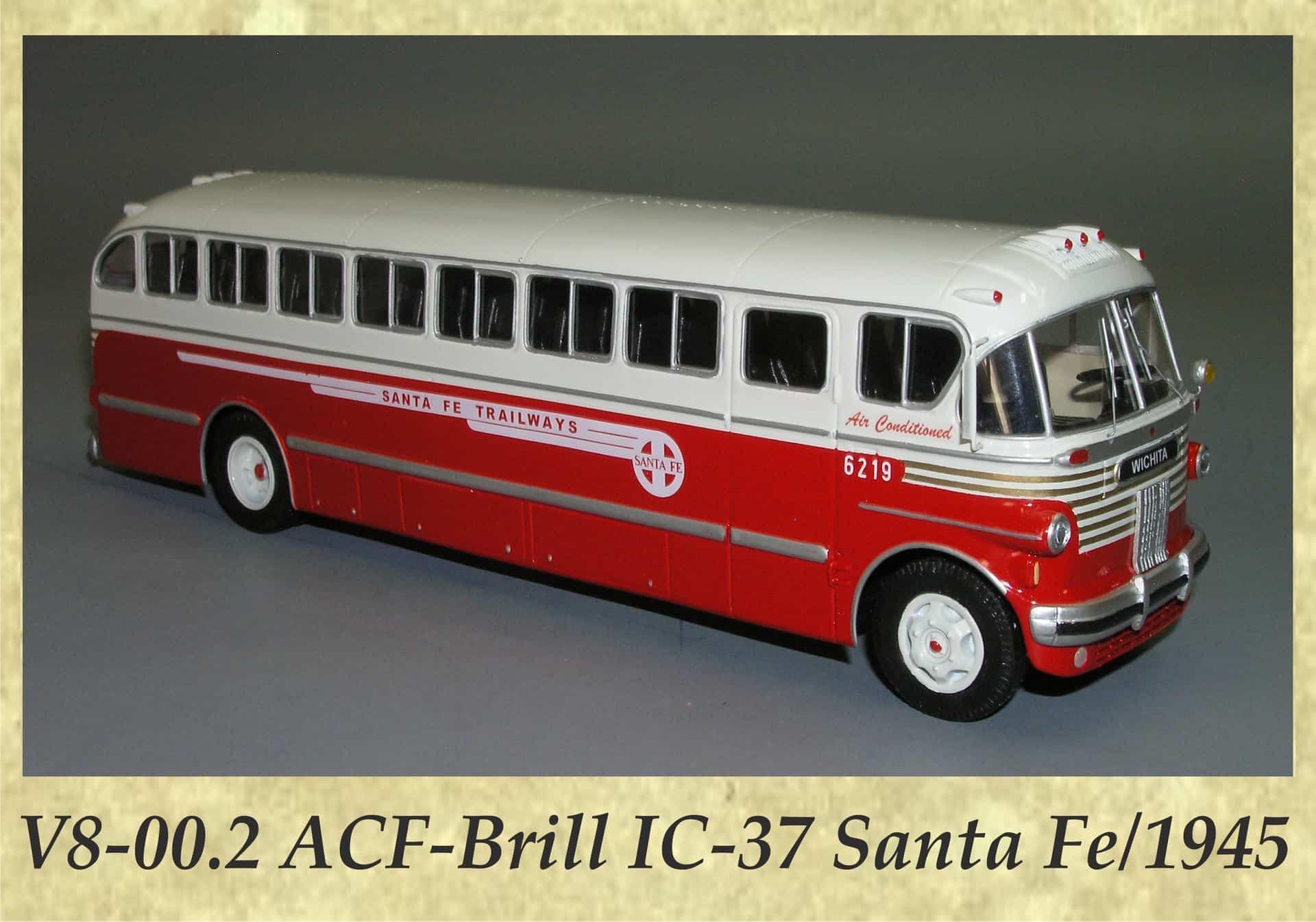 V8-00.2 ACF-Brill IC-37 Santa Fe_1945