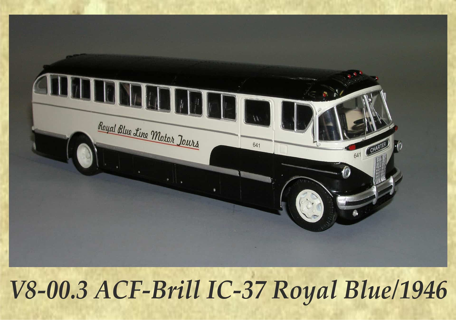V8-00.3 ACF-Brill IC-37 Royal Blue_1946
