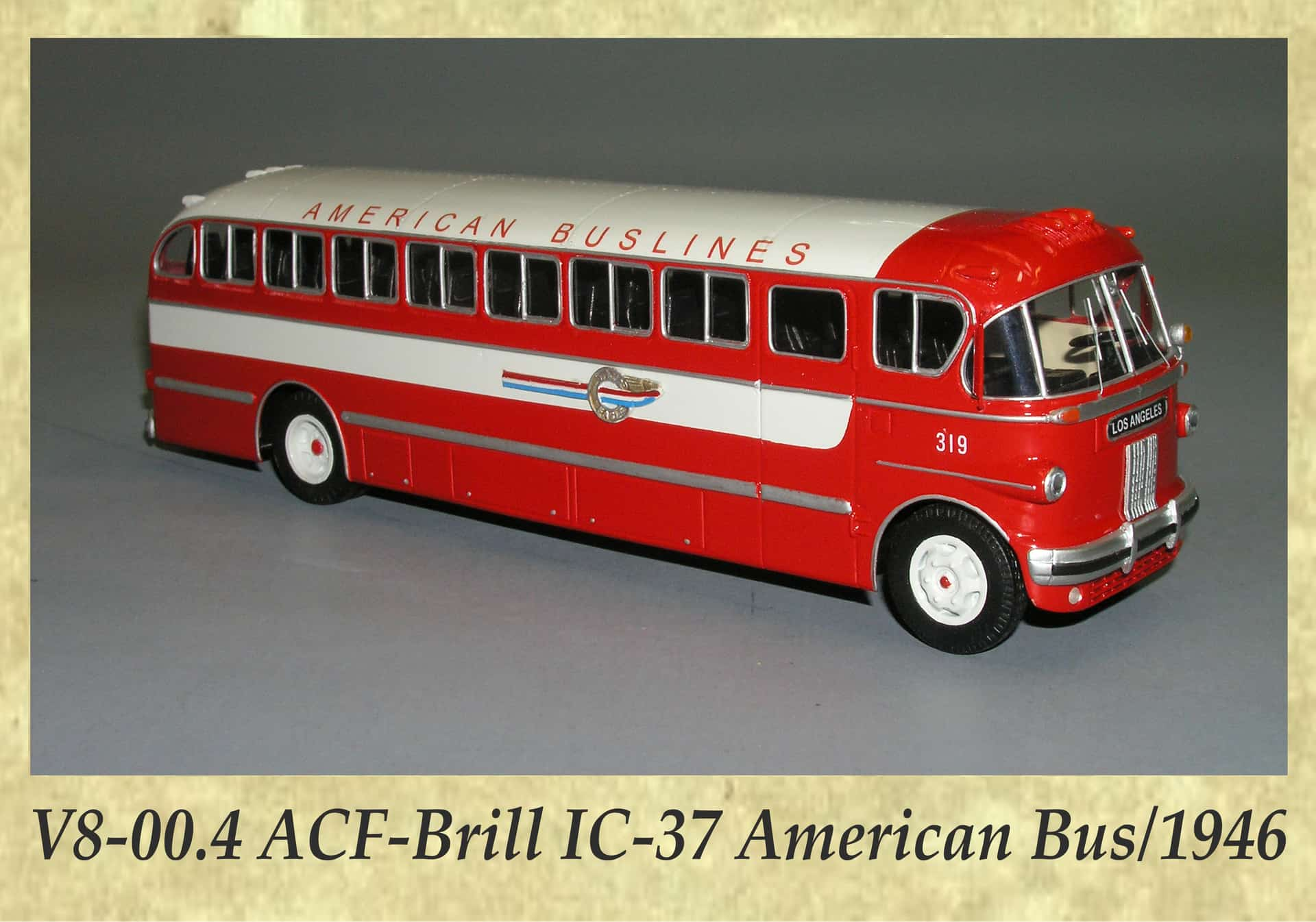 V8-00.4 ACF-Brill IC-37 American Bus_1946