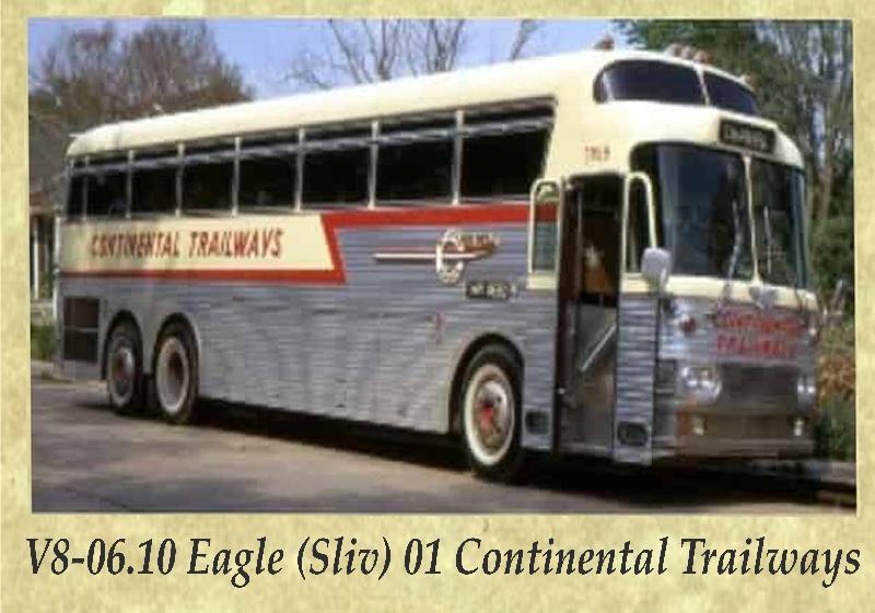 V8-06.10 Eagle (Sliv) 01 Continental Trailways