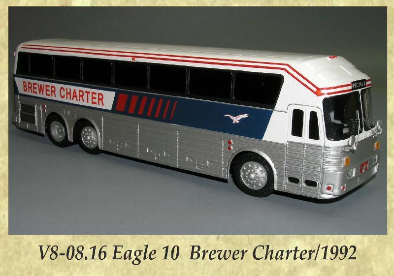V8-08.16 Eagle 10 Brewer Charter 1992