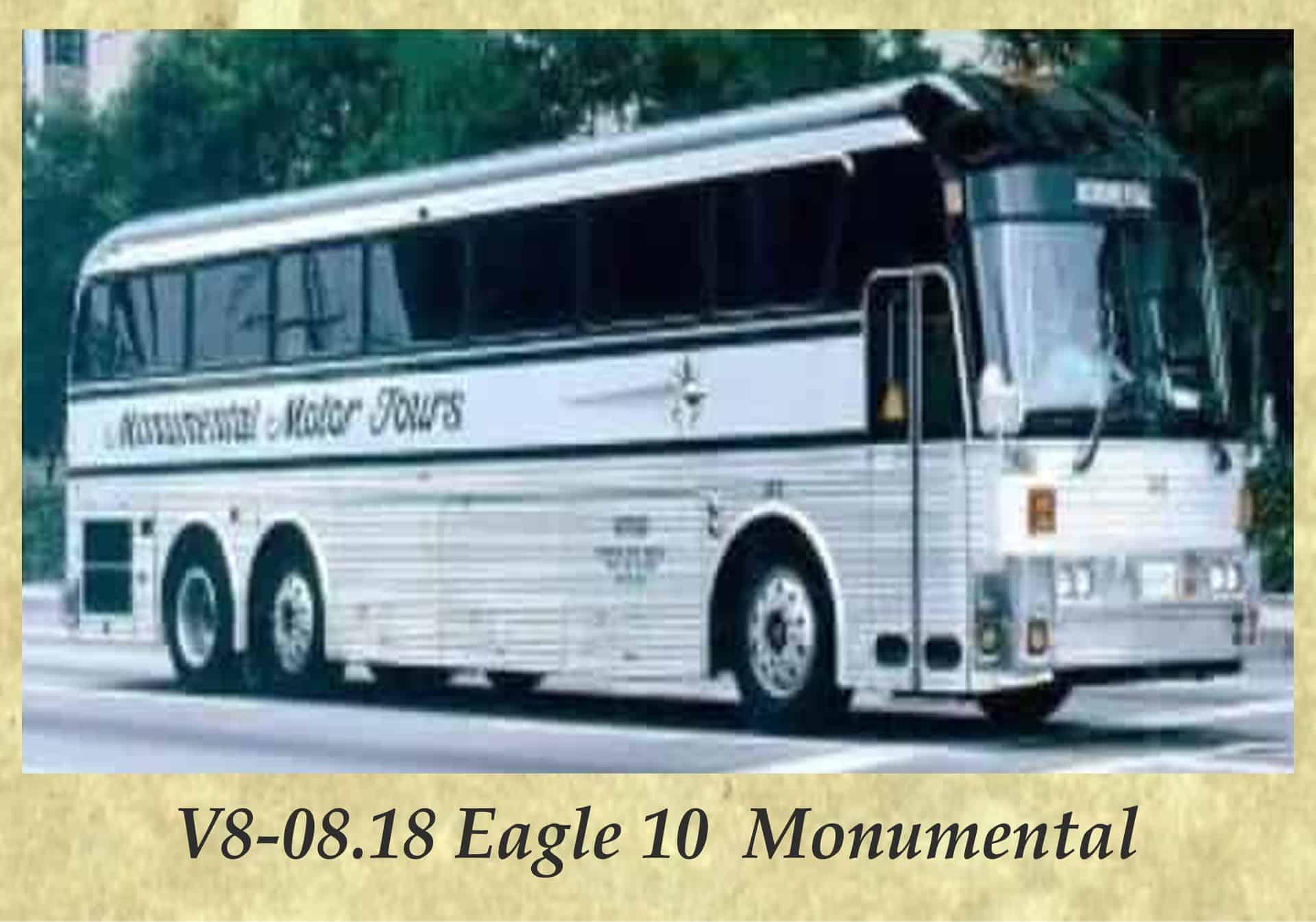 V8-08.18 Eagle 10 Monumental
