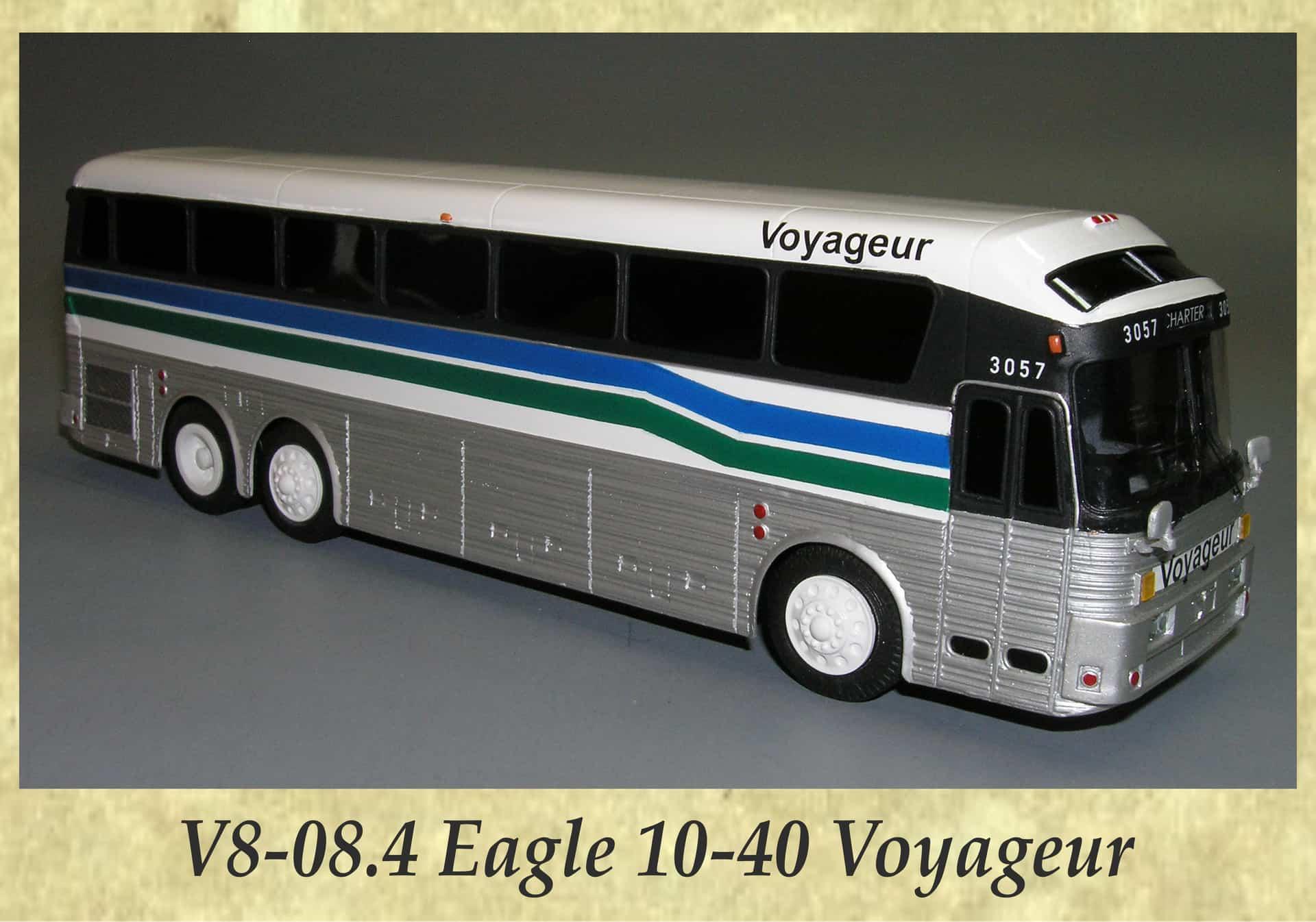 V8-08.4 Eagle 10-40 Voyageur