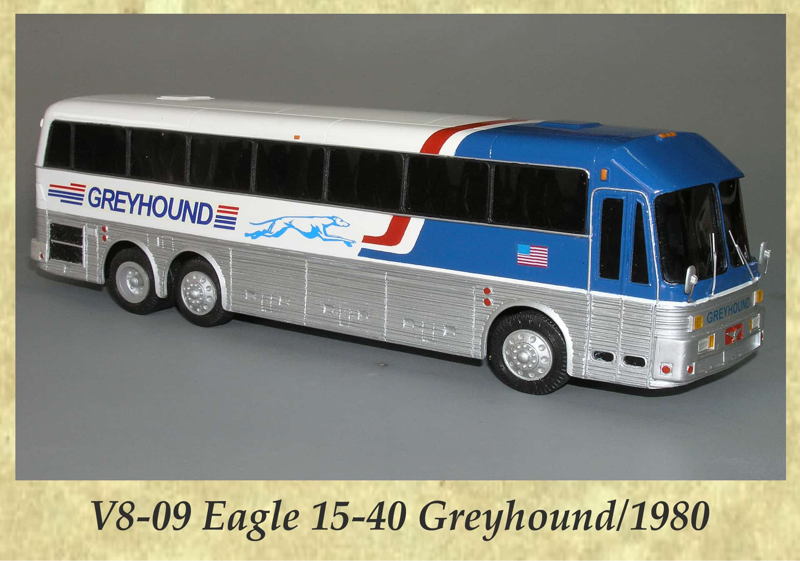 V8-09 Eagle 15-40 Greyhound 1980