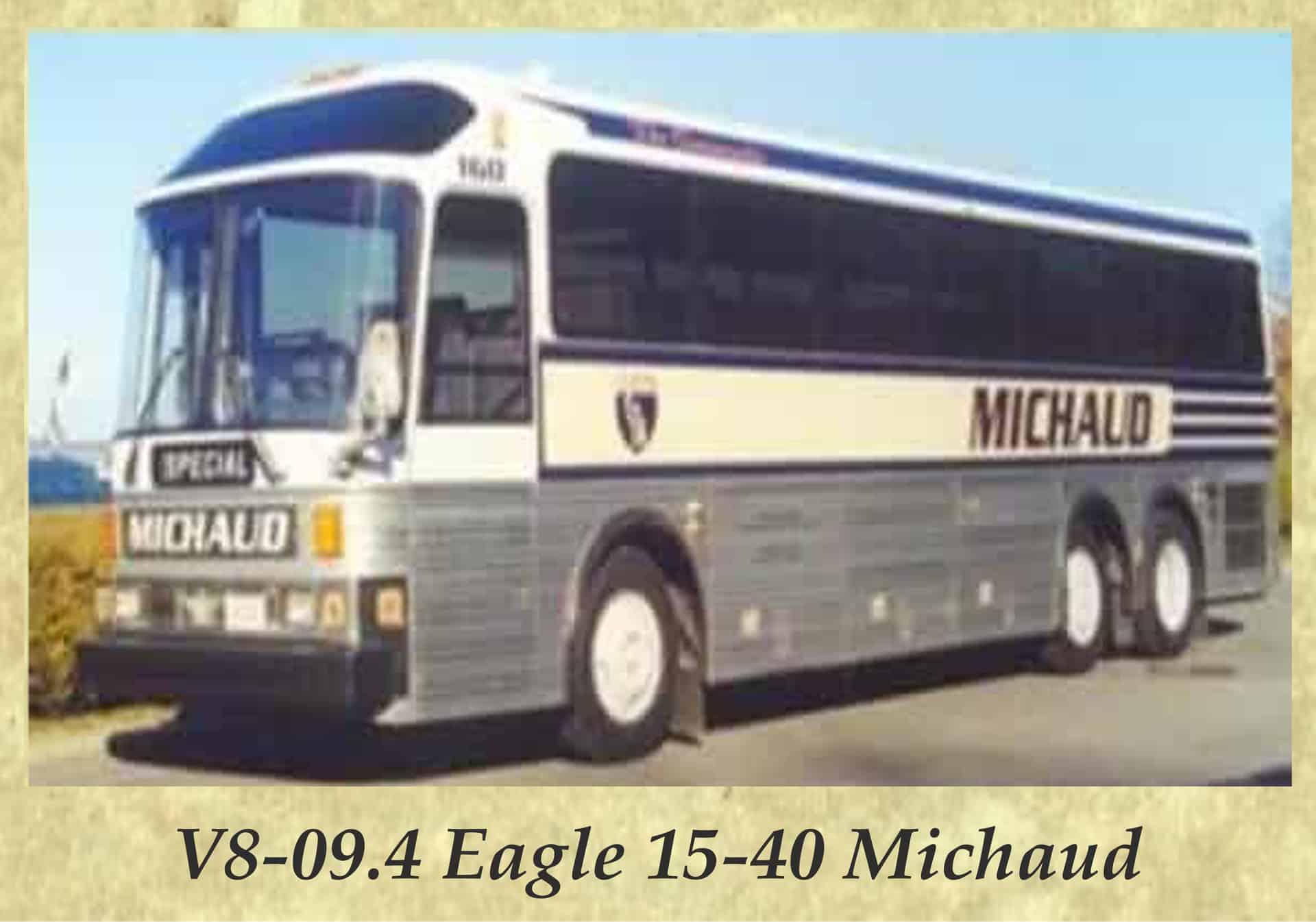 V8-09.4 Eagle 15-40 Michaud