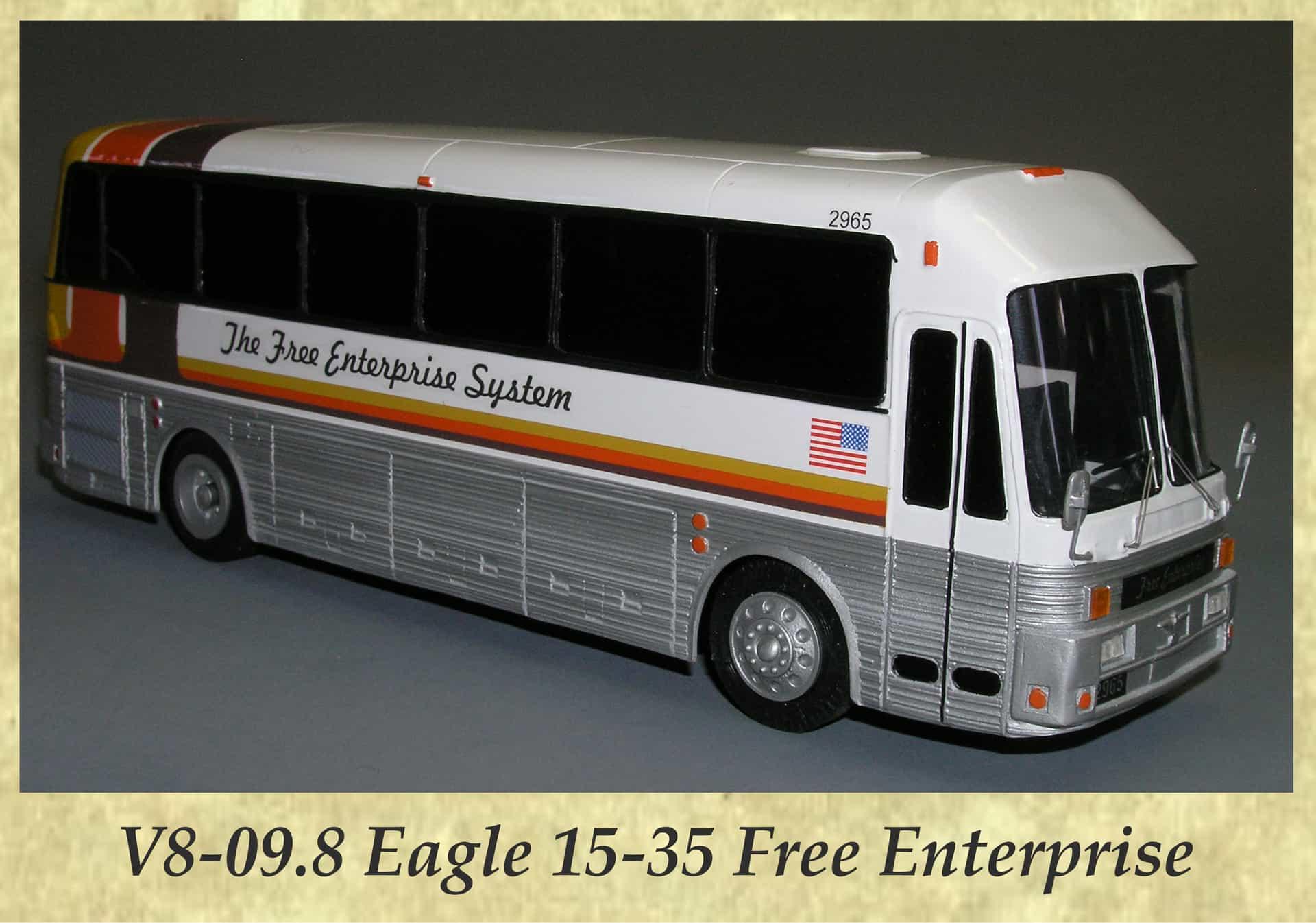V8-09.8 Eagle 15-35 Free Enterprise