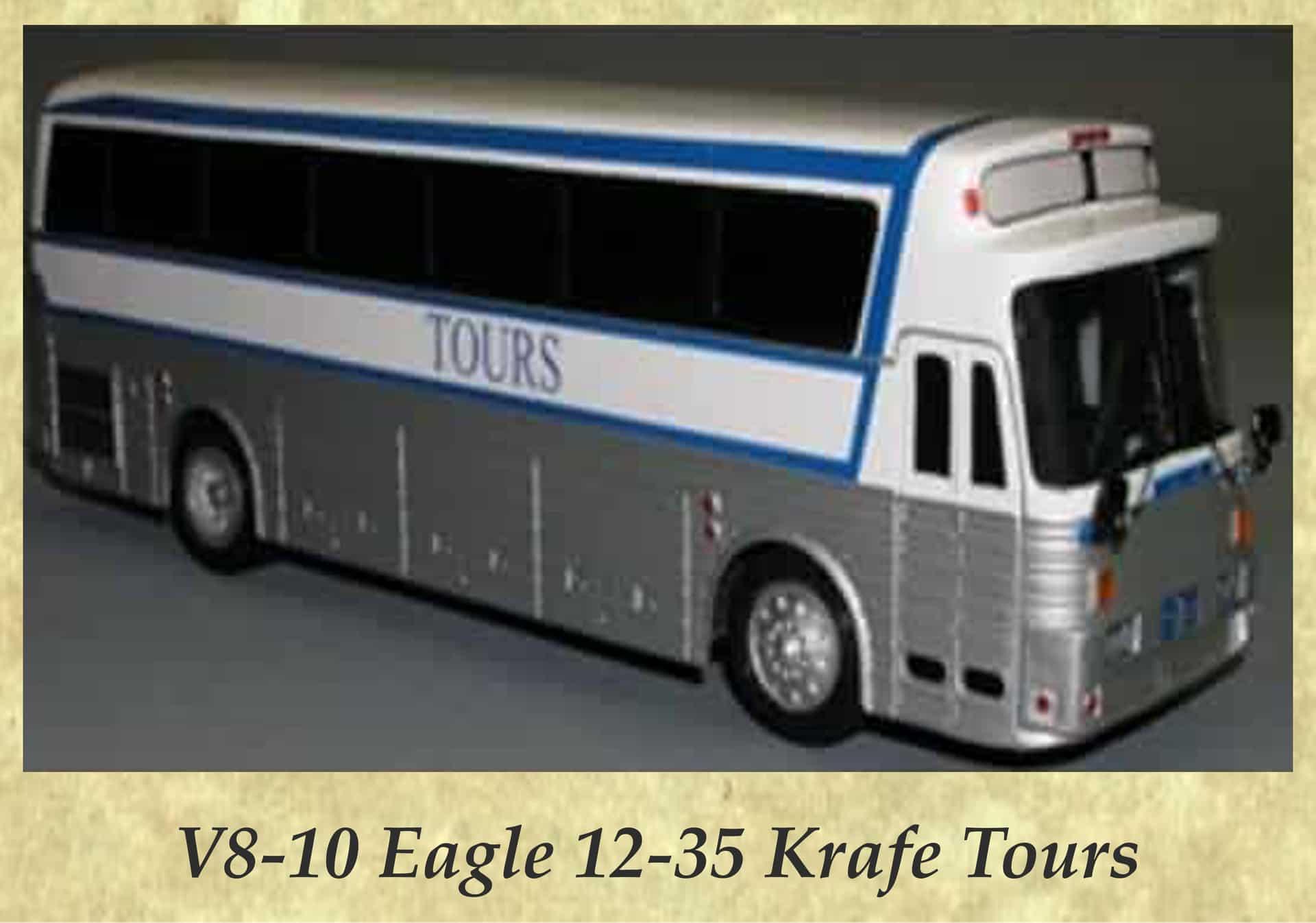 V8-10 Eagle 12-35 Krafe Tours