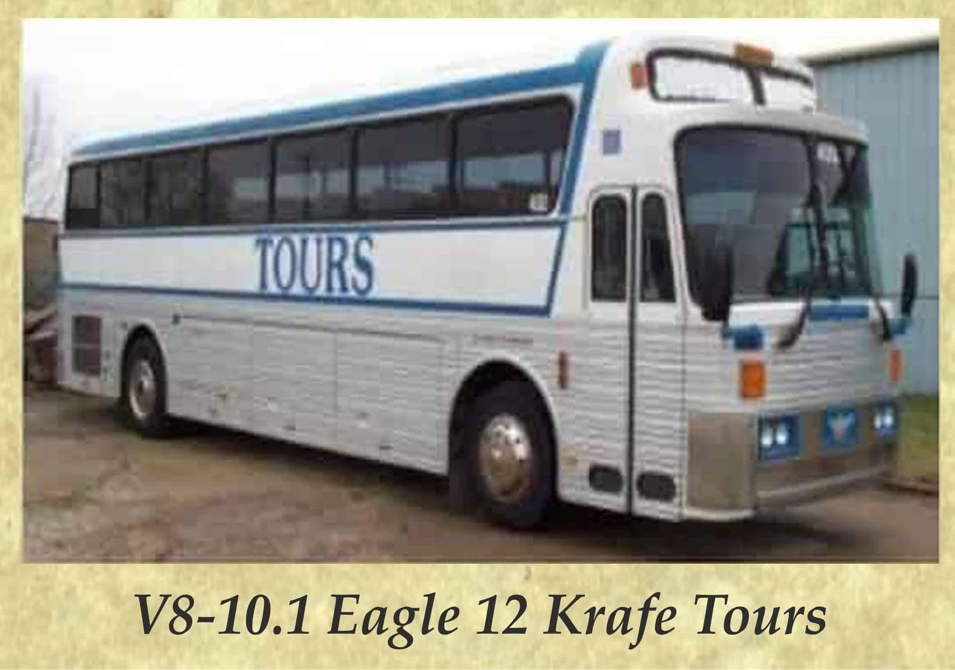 V8-10.1 Eagle 12 Krafe Tours
