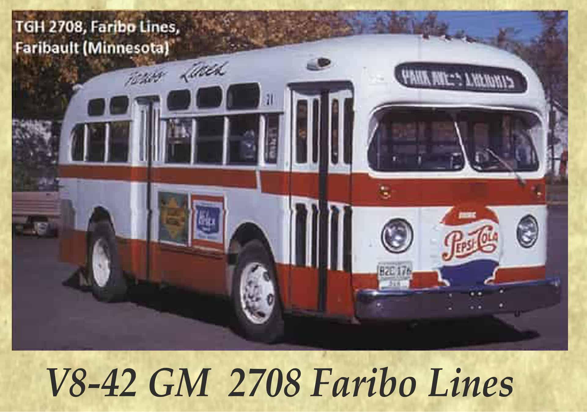 V8-42 GM 2708 Faribo Lines