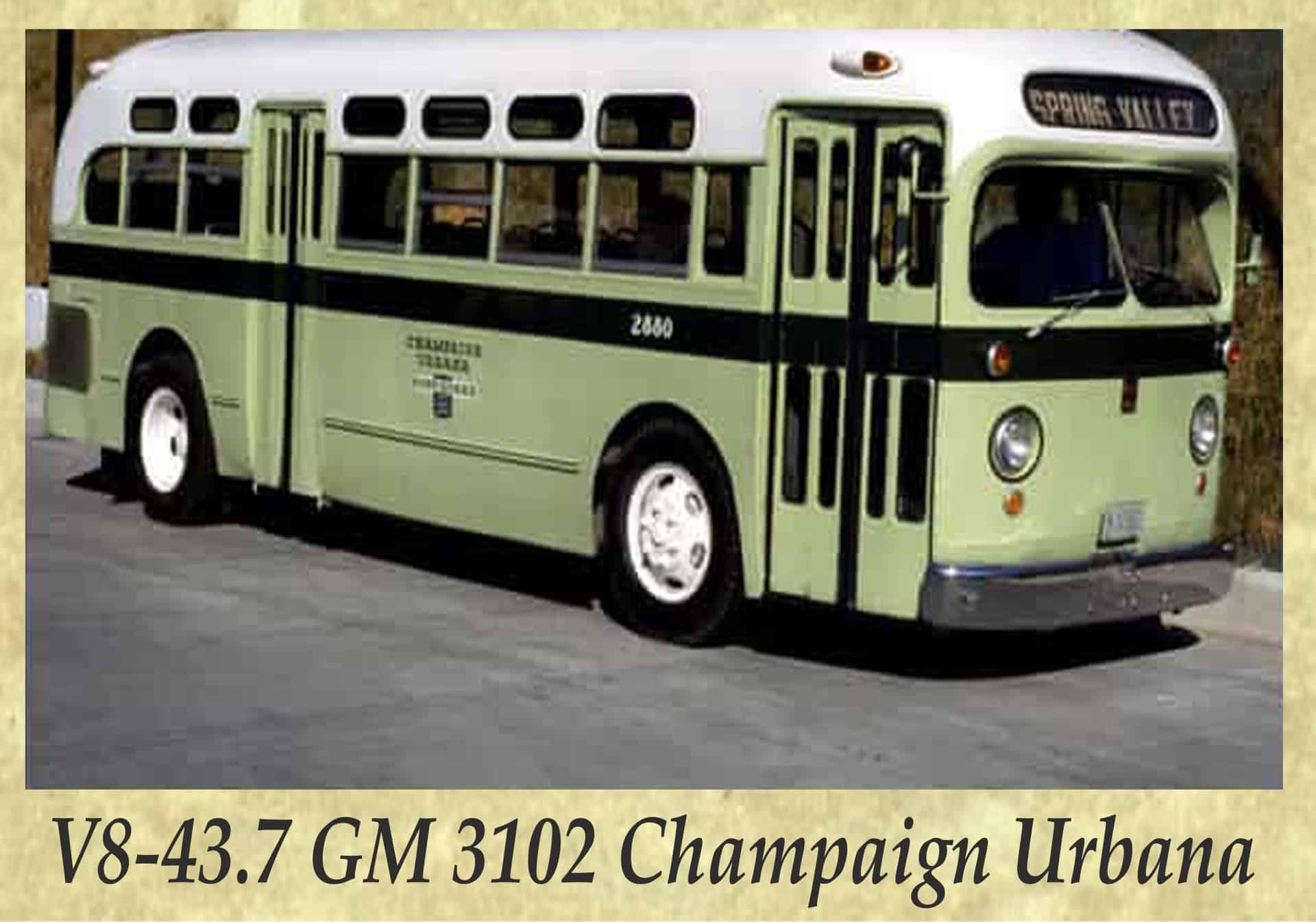 V8-43.7 GM 3102 Champaign Urbana