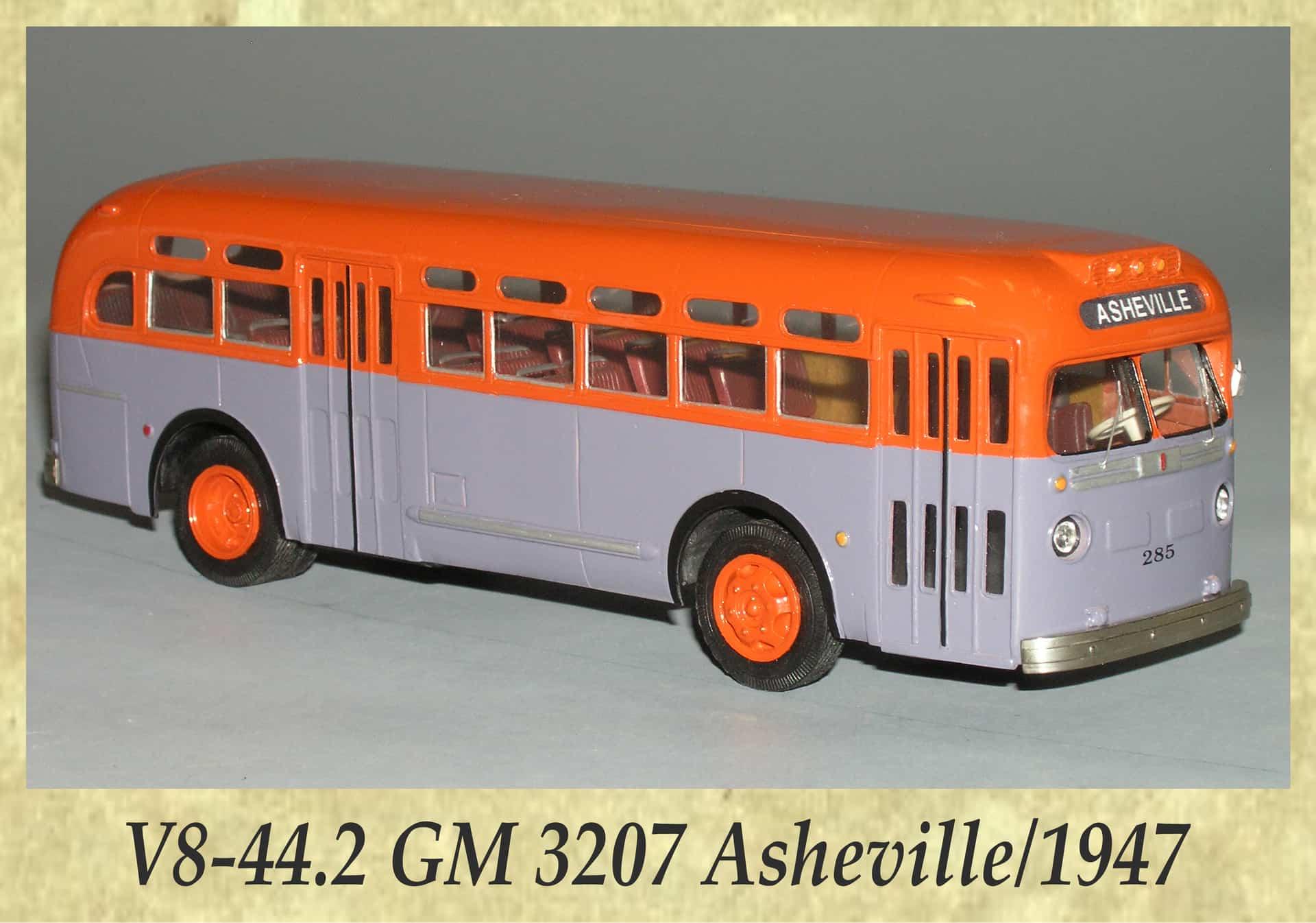 V8-44.2 GM 3207 Asheville 1947