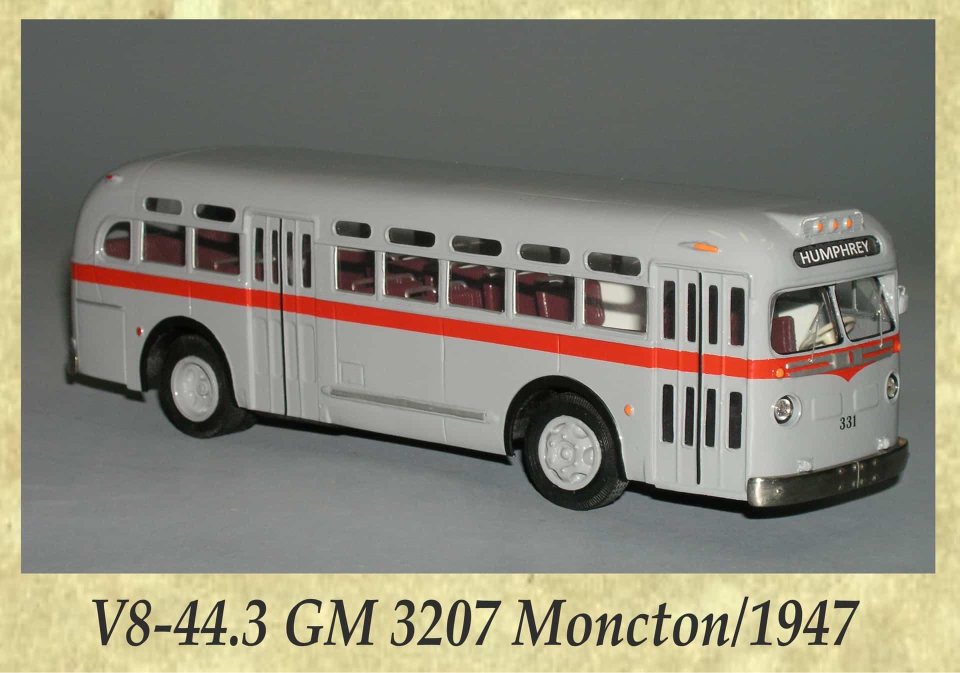 V8-44.3 GM 3207 Moncton 1947