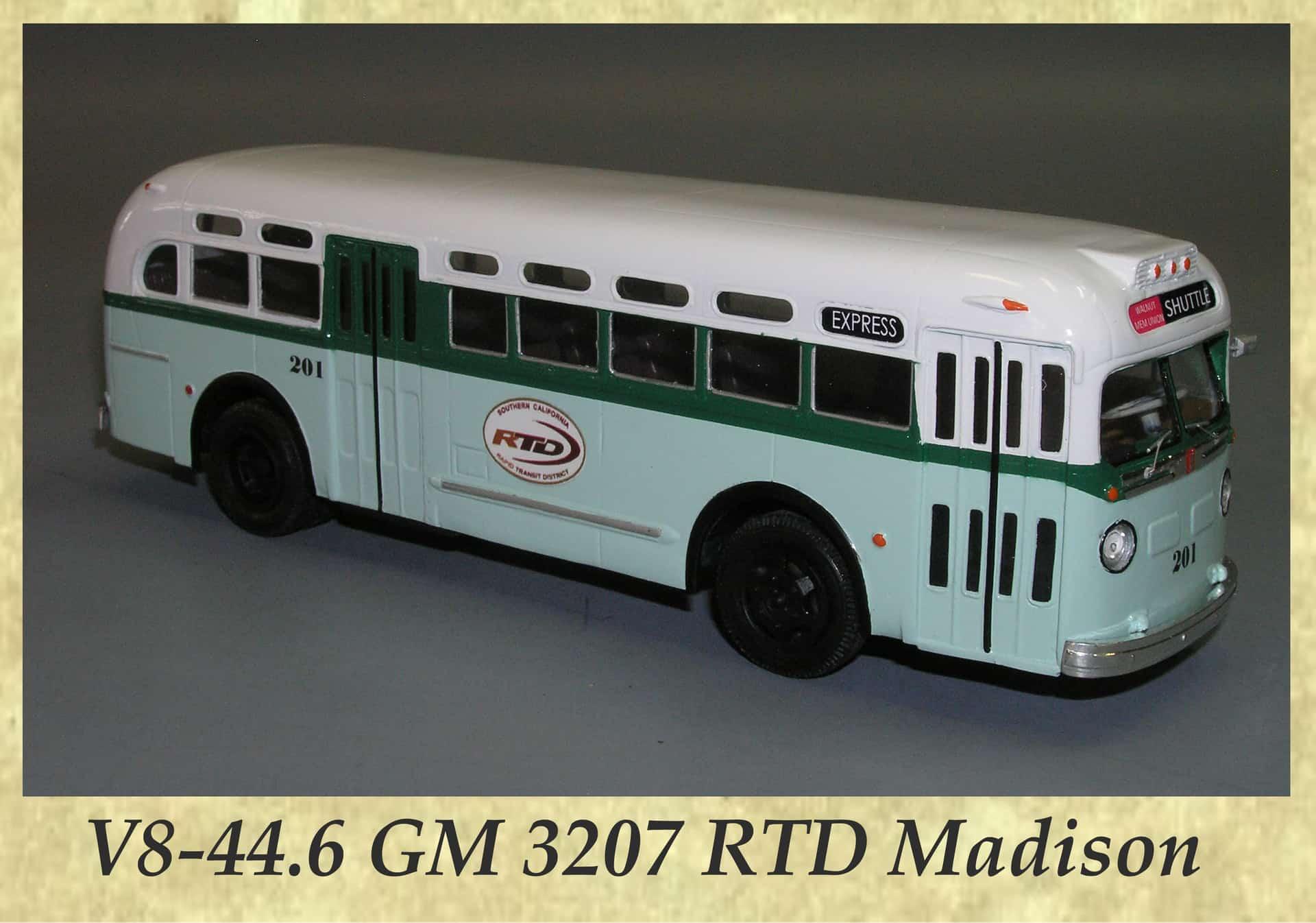 V8-44.6 GM 3207 RTD Madison