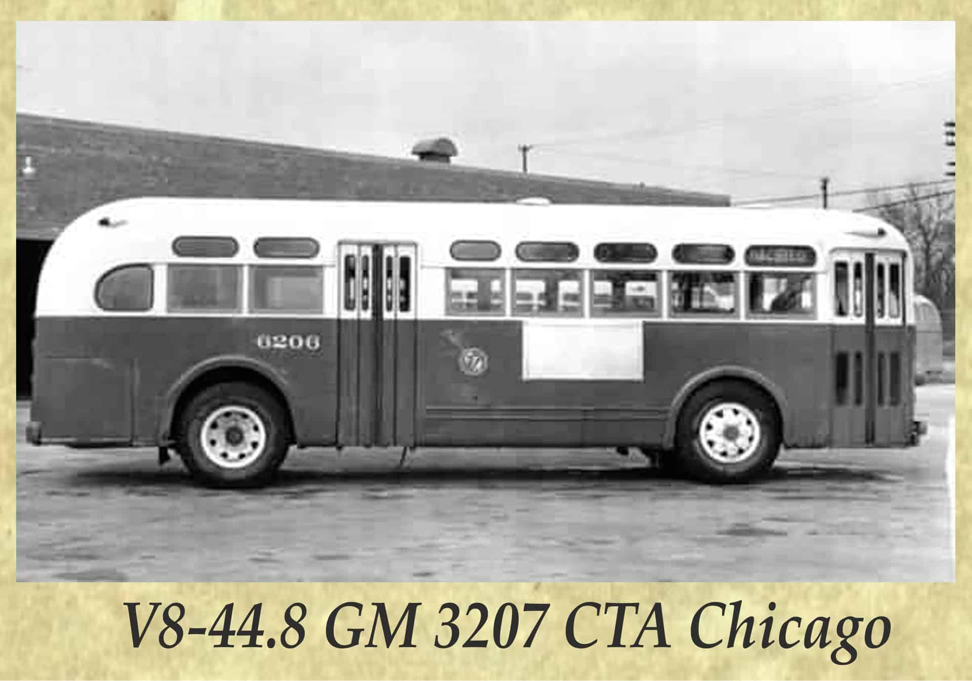 V8-44.8 GM 3207 CTA Chicago