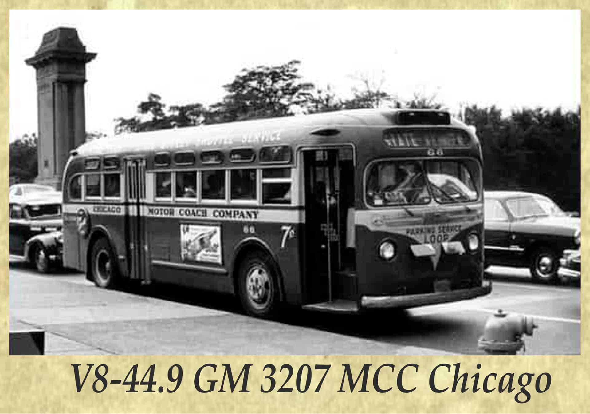 V8-44.9 GM 3207 MCC Chicago