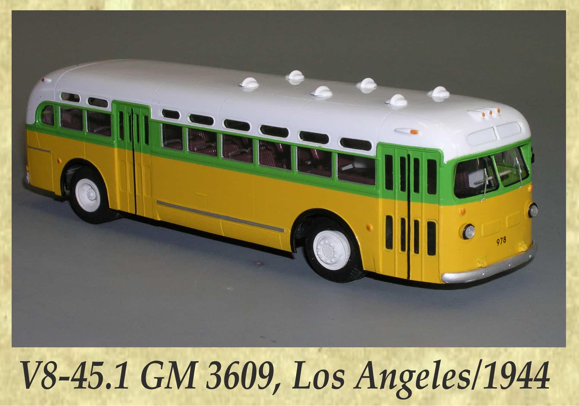 V8-45.1 GM 3609, Los Angeles 1944