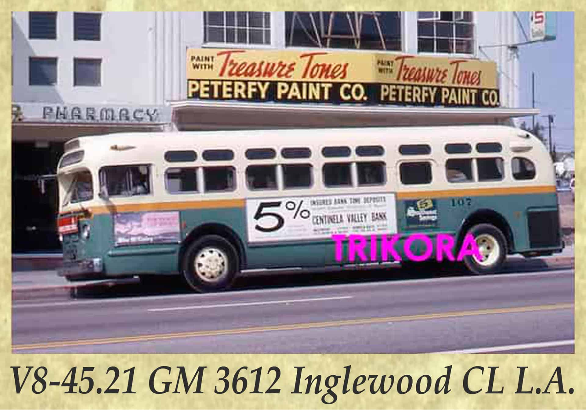 V8-45.21 GM 3612 Inglewood CL L.A.