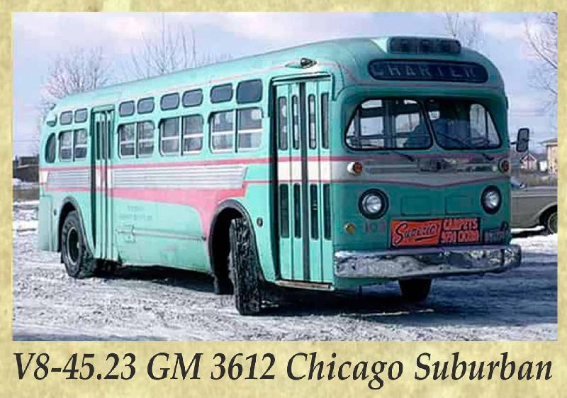 V8-45.23 GM 3612 Chicago Suburban