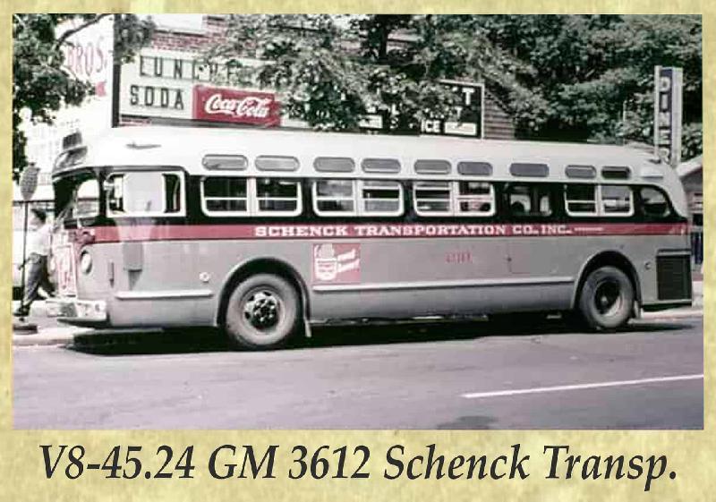 V8-45.24 GM 3612 Schenck Transp.