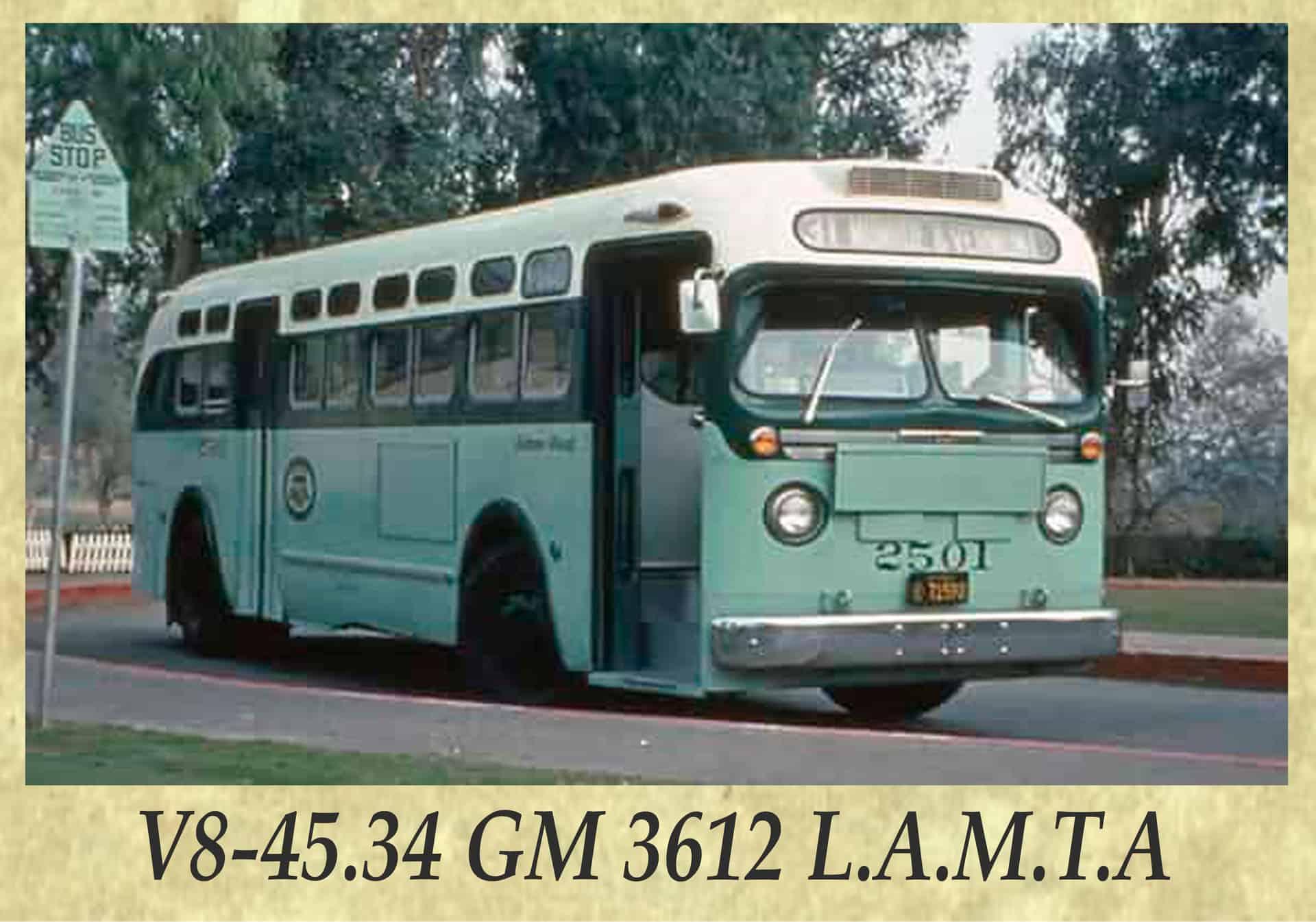 V8-45.34 GM 3612 L.A.M.T