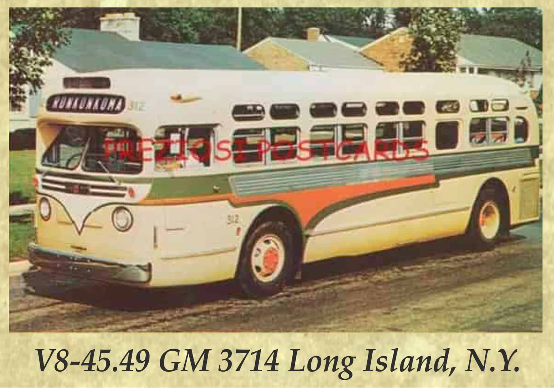 V8-45.49 GM 3714 Long Island, N.Y.