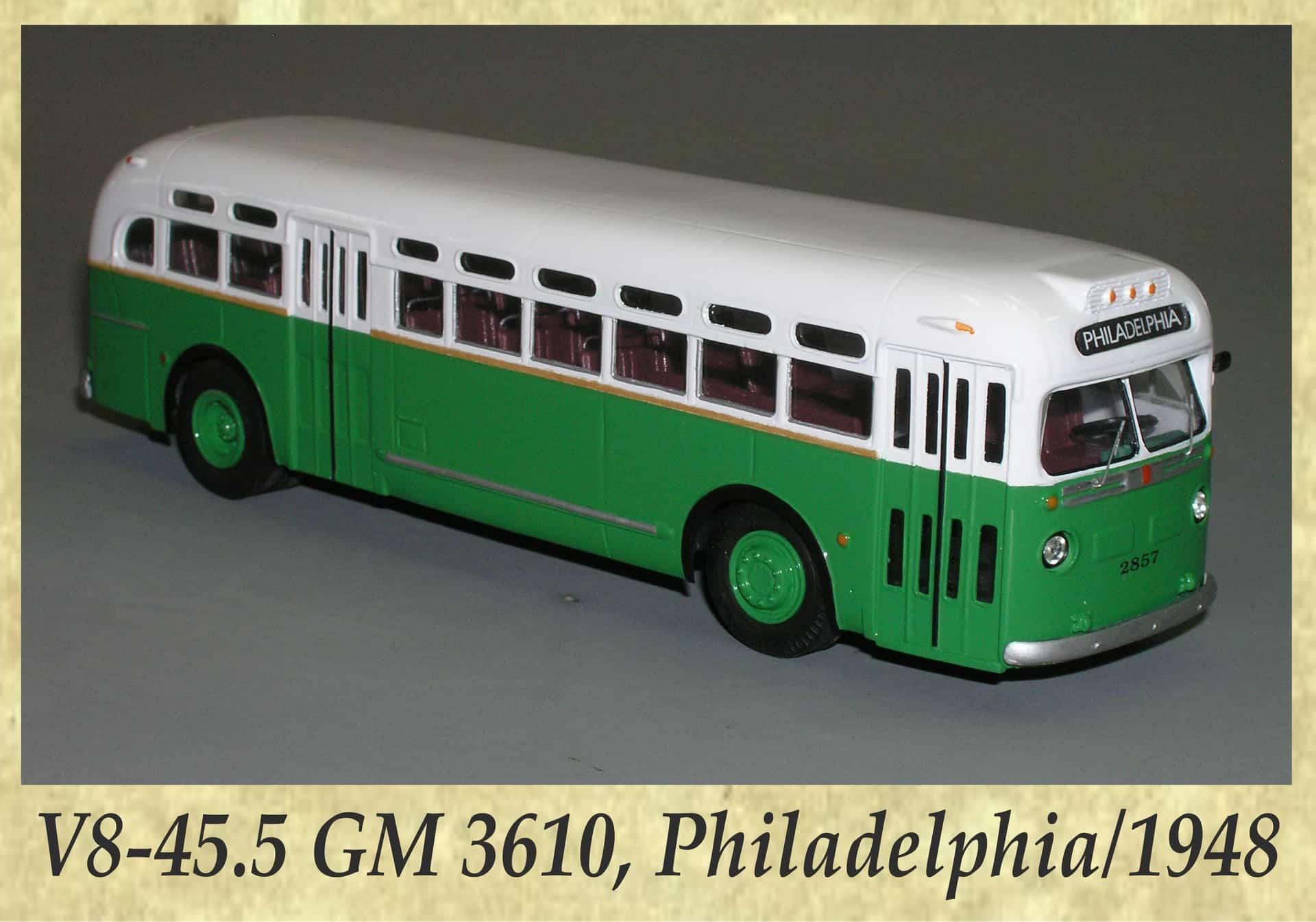 V8-45.5 GM 3610, Philadelphia 1948