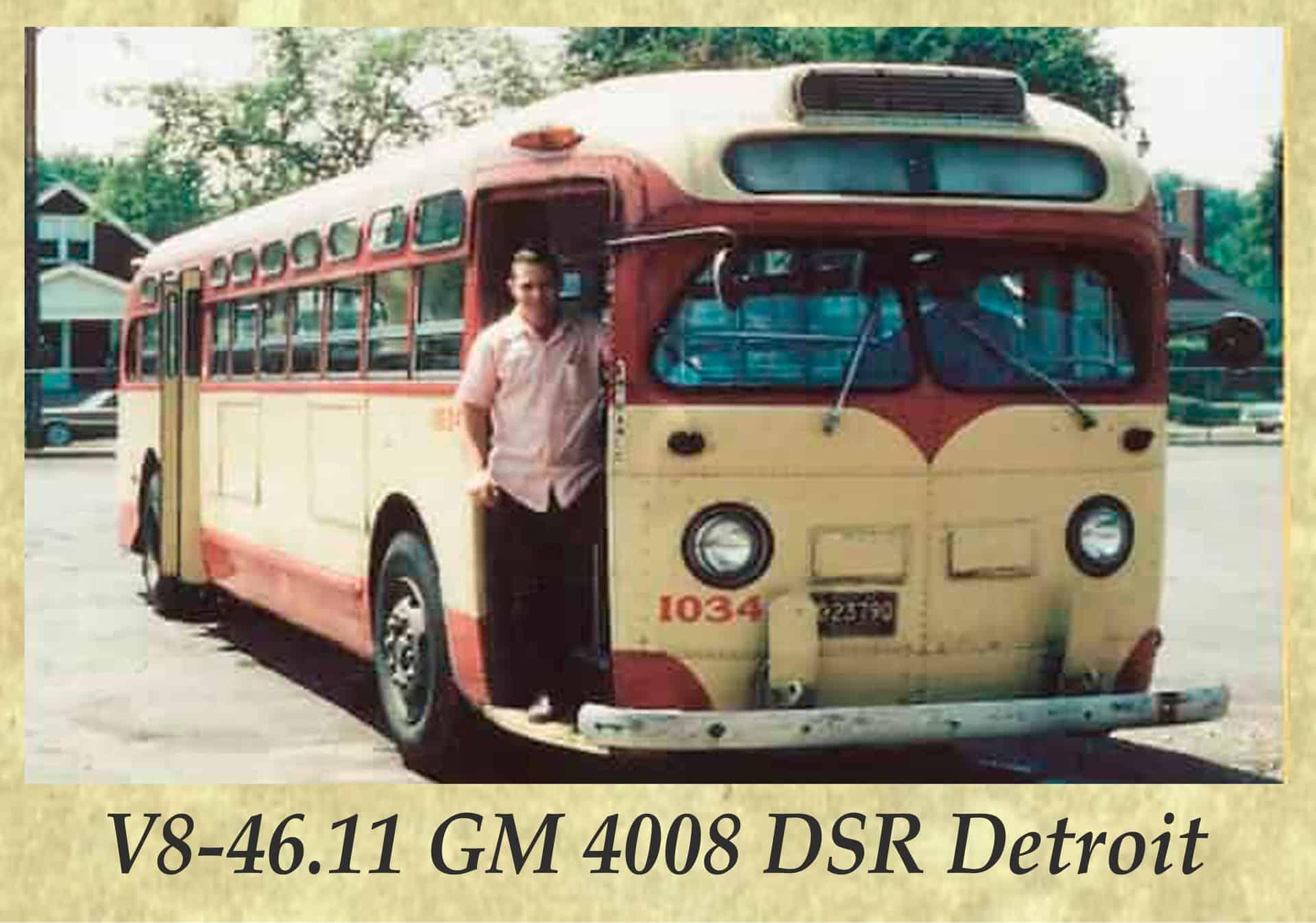 V8-46.11 GM 4008 DSR Detroit