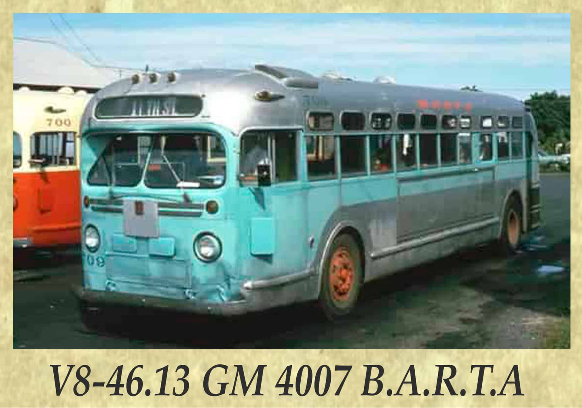 V8-46.13 GM 4007 B.A.R.T