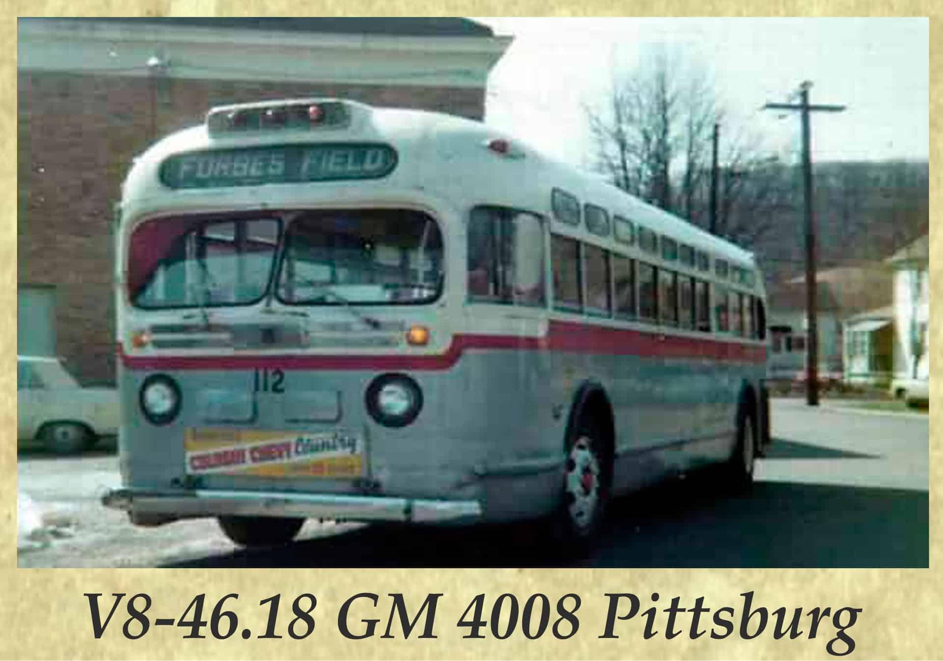 V8-46.18 GM 4008 Pittsburg