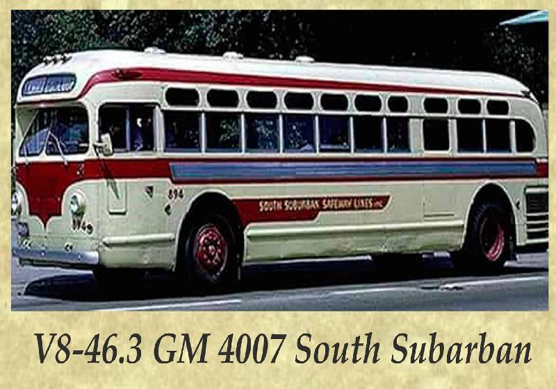 V8-46.3 GM 4007 South Subarban