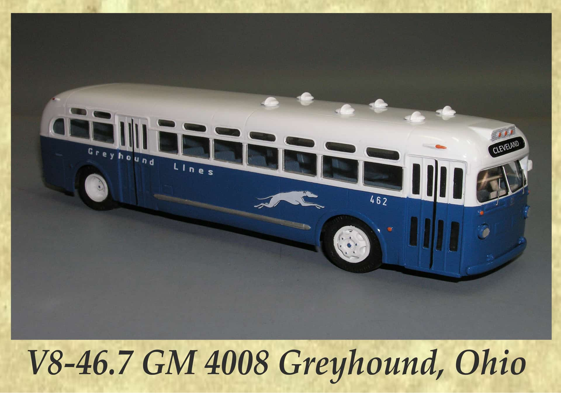 V8-46.7 GM 4008 Greyhound, Ohio