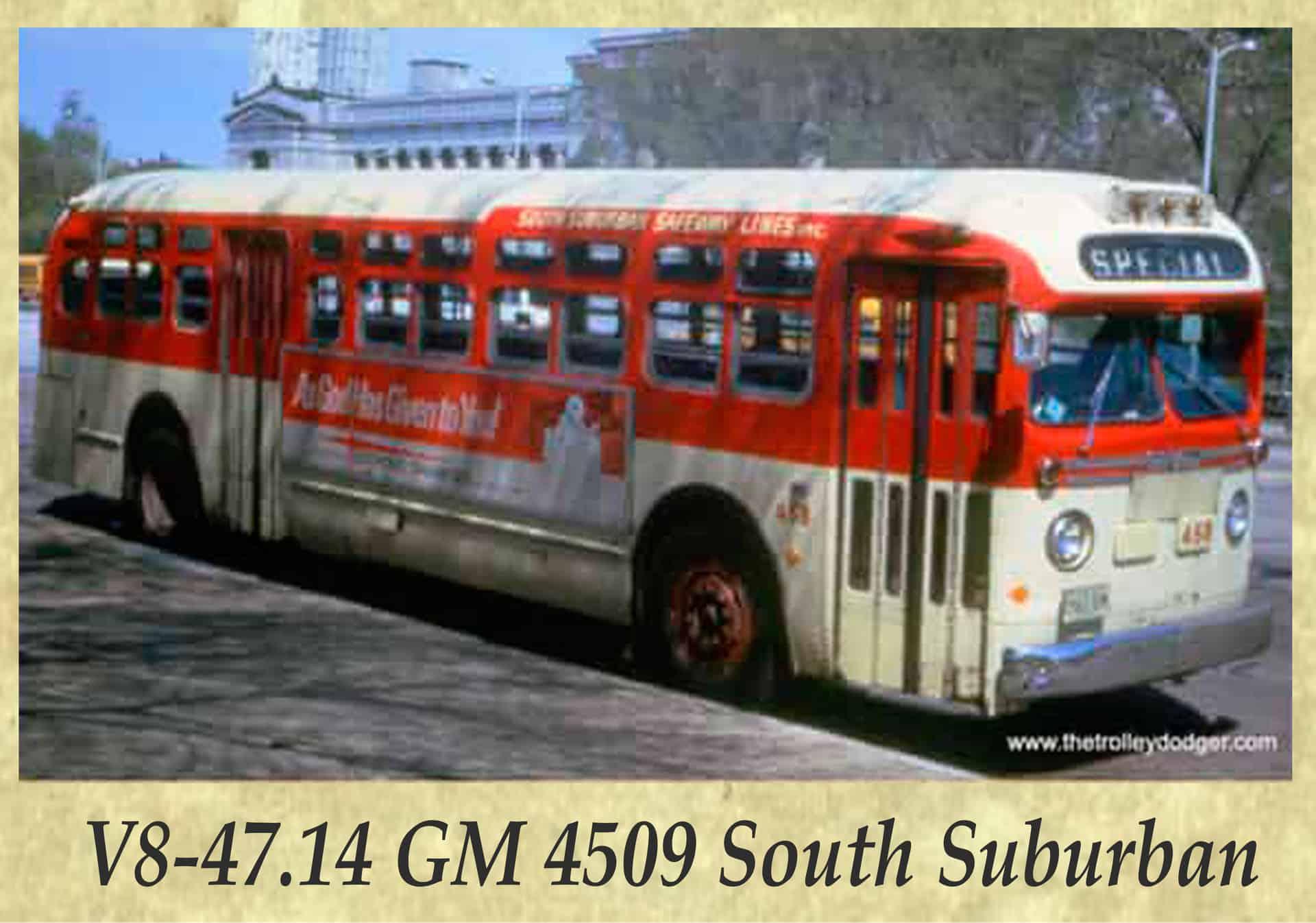 V8-47.14 GM 4509 South Suburban