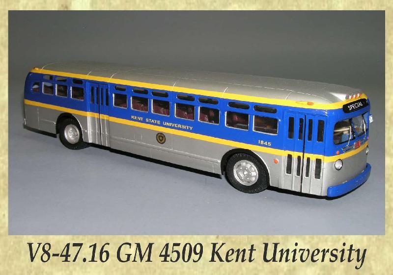 V8-47.16 GM 4509 Kent University