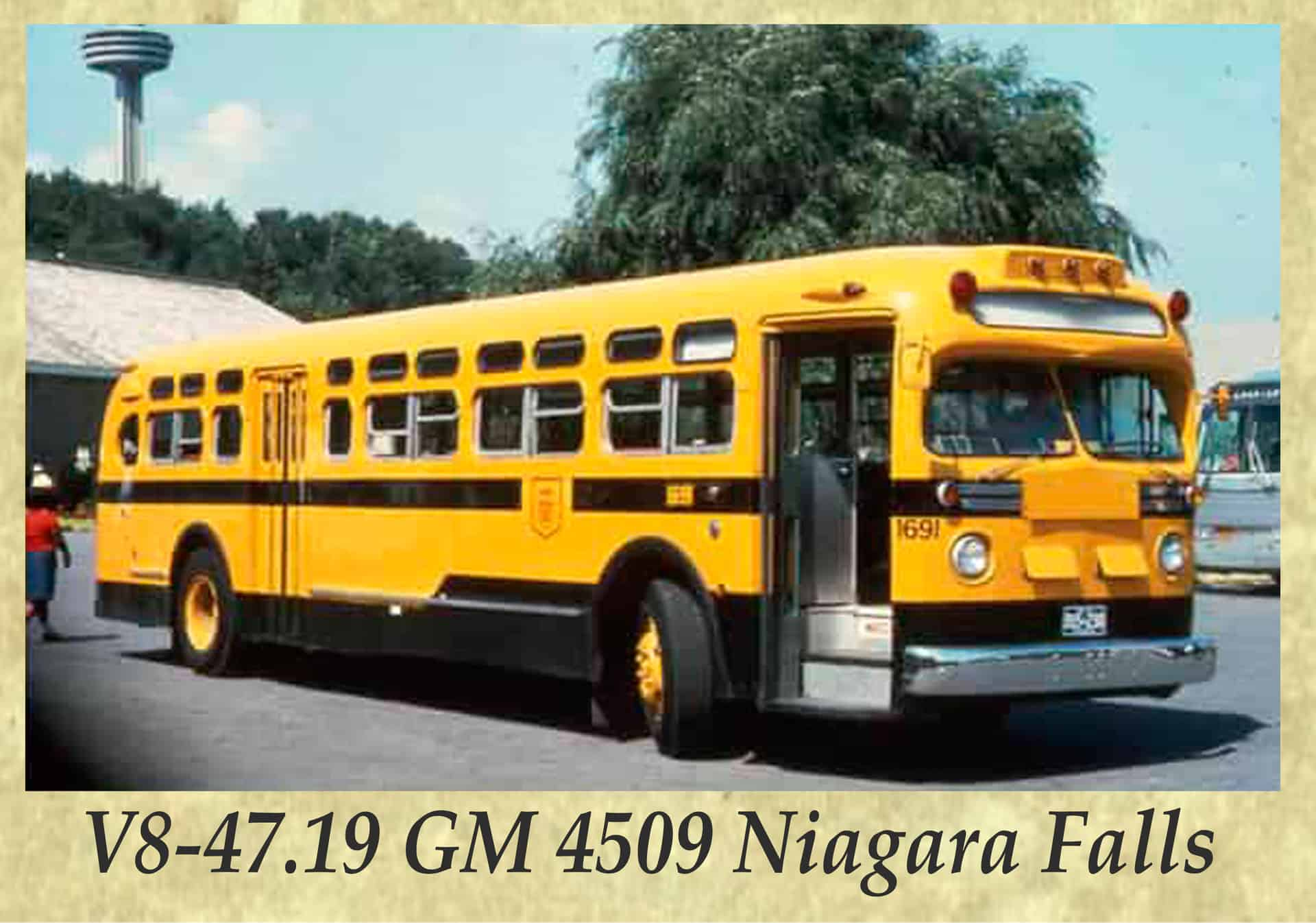 V8-47.19 GM 4509 Niagara Falls