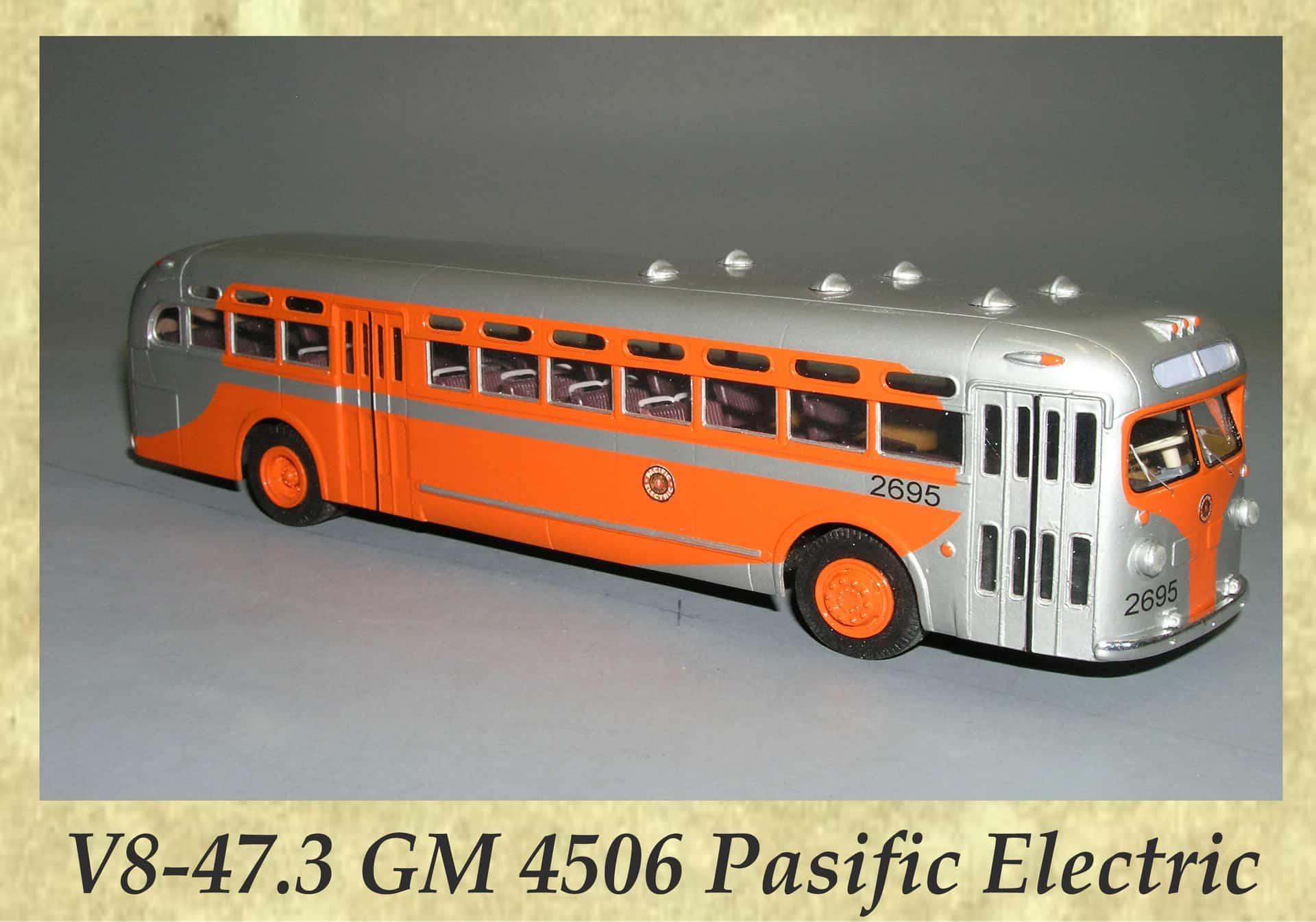 V8-47.3 GM 4506 Pasific Electric