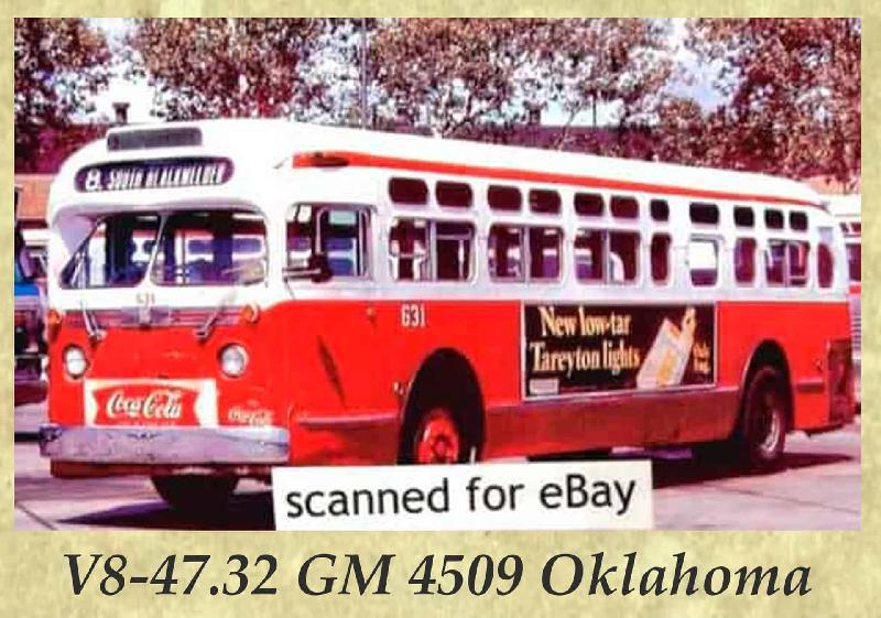 V8-47.32 GM 4509 Oklahoma