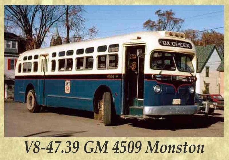 V8-47.39 GM 4509 Monston