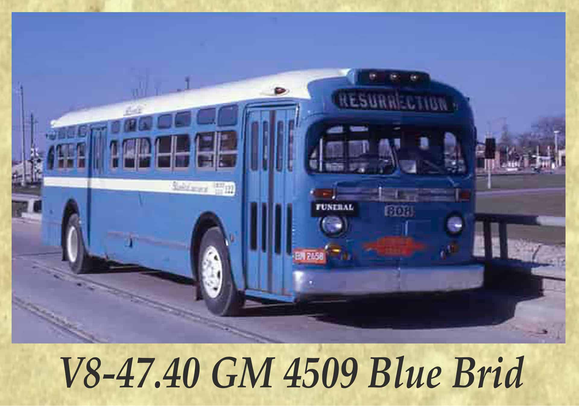 V8-47.40 GM 4509 Blue Brid