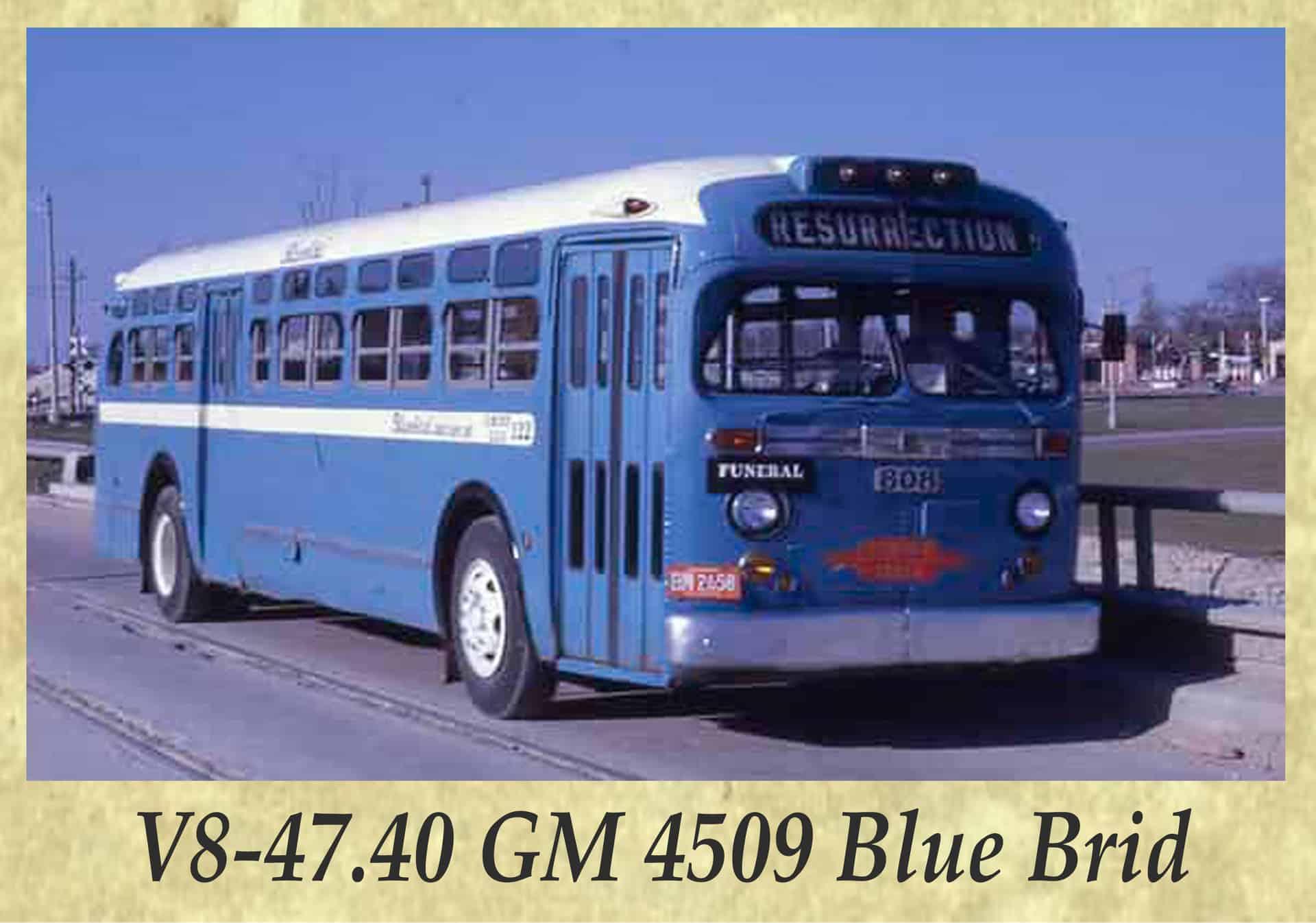 V8-47.40 GM 4509 Blue Brid