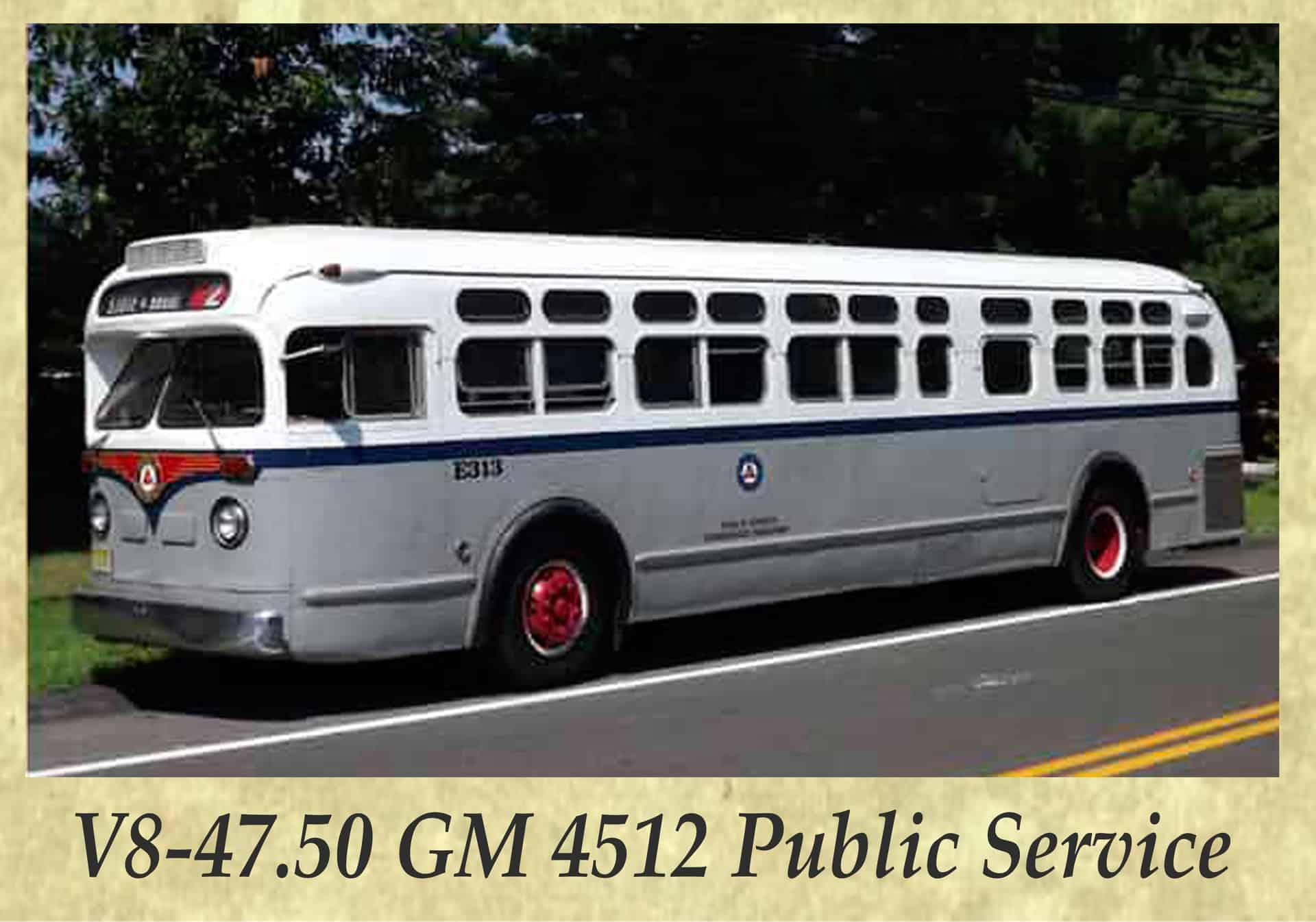 V8-47.50 GM 4512 Public Service
