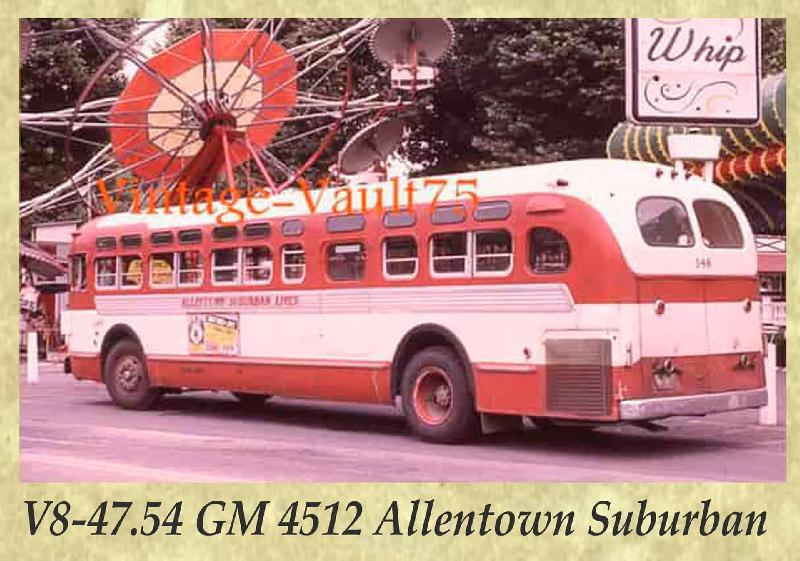 V8-47.54 GM 4512 Allentown Suburban