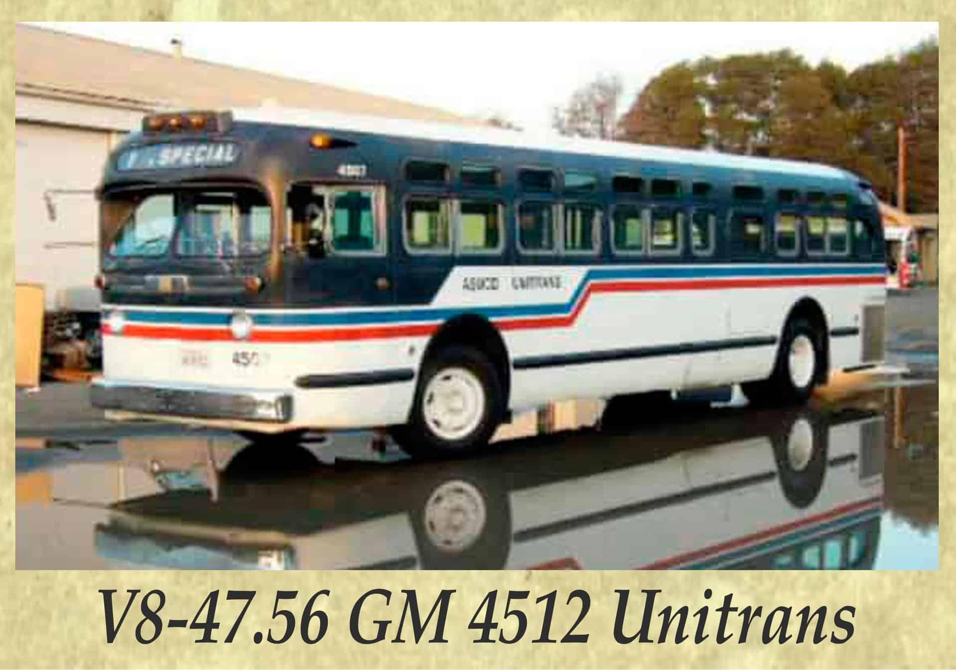 V8-47.56 GM 4512 Unitrans