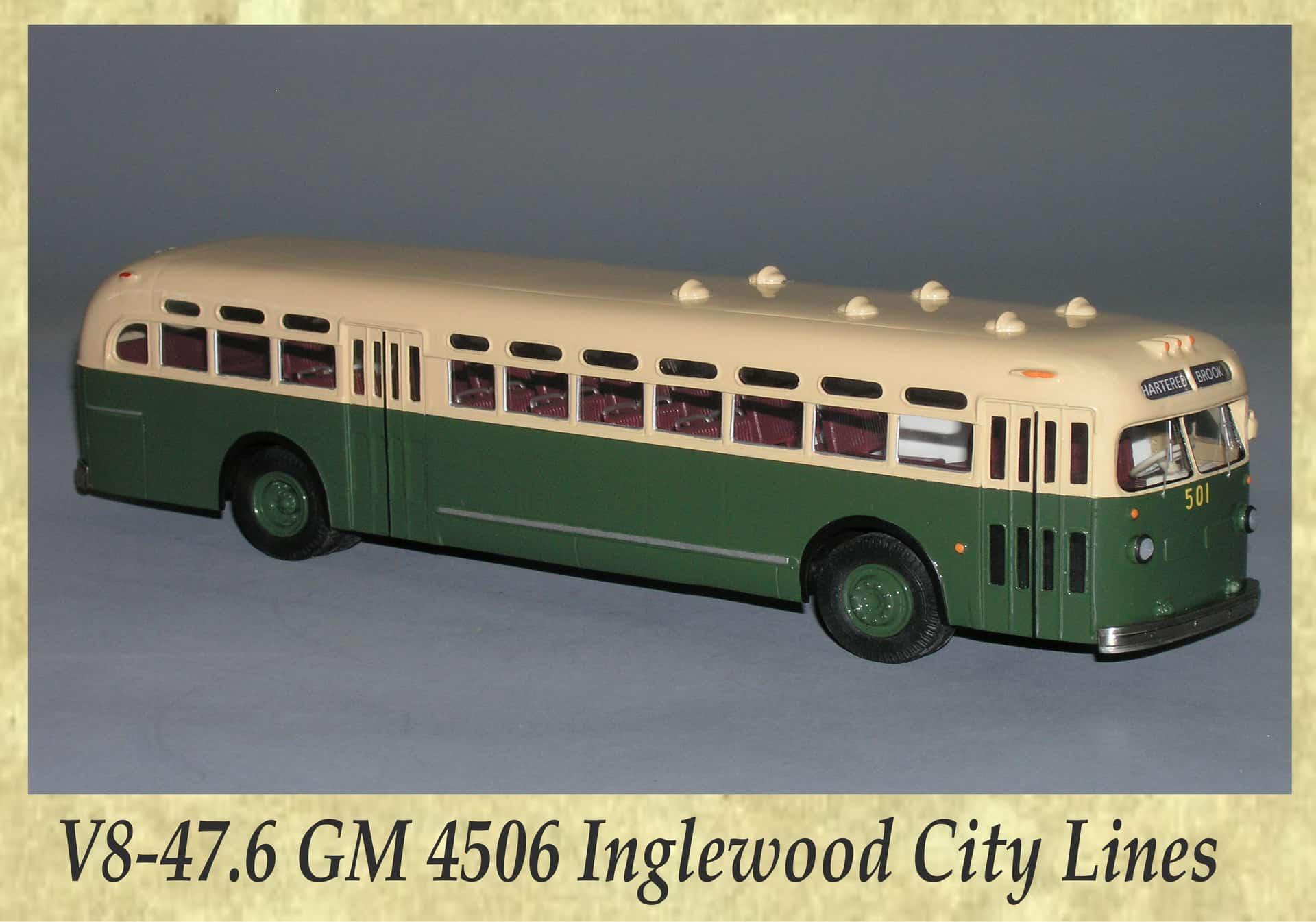 V8-47.6 GM 4506 Inglewood City Lines