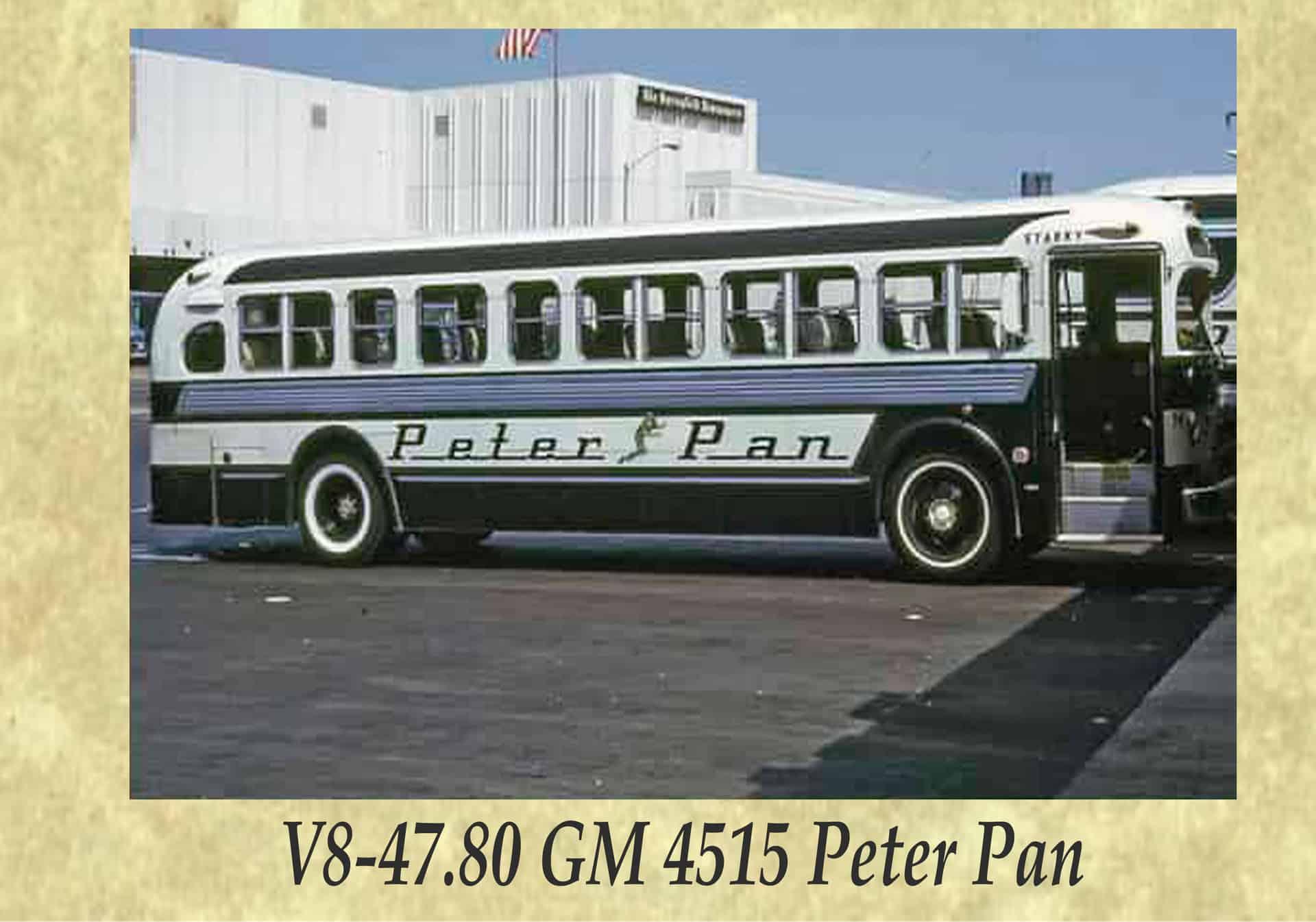 V8-47.80 GM 4515 Peter Pan