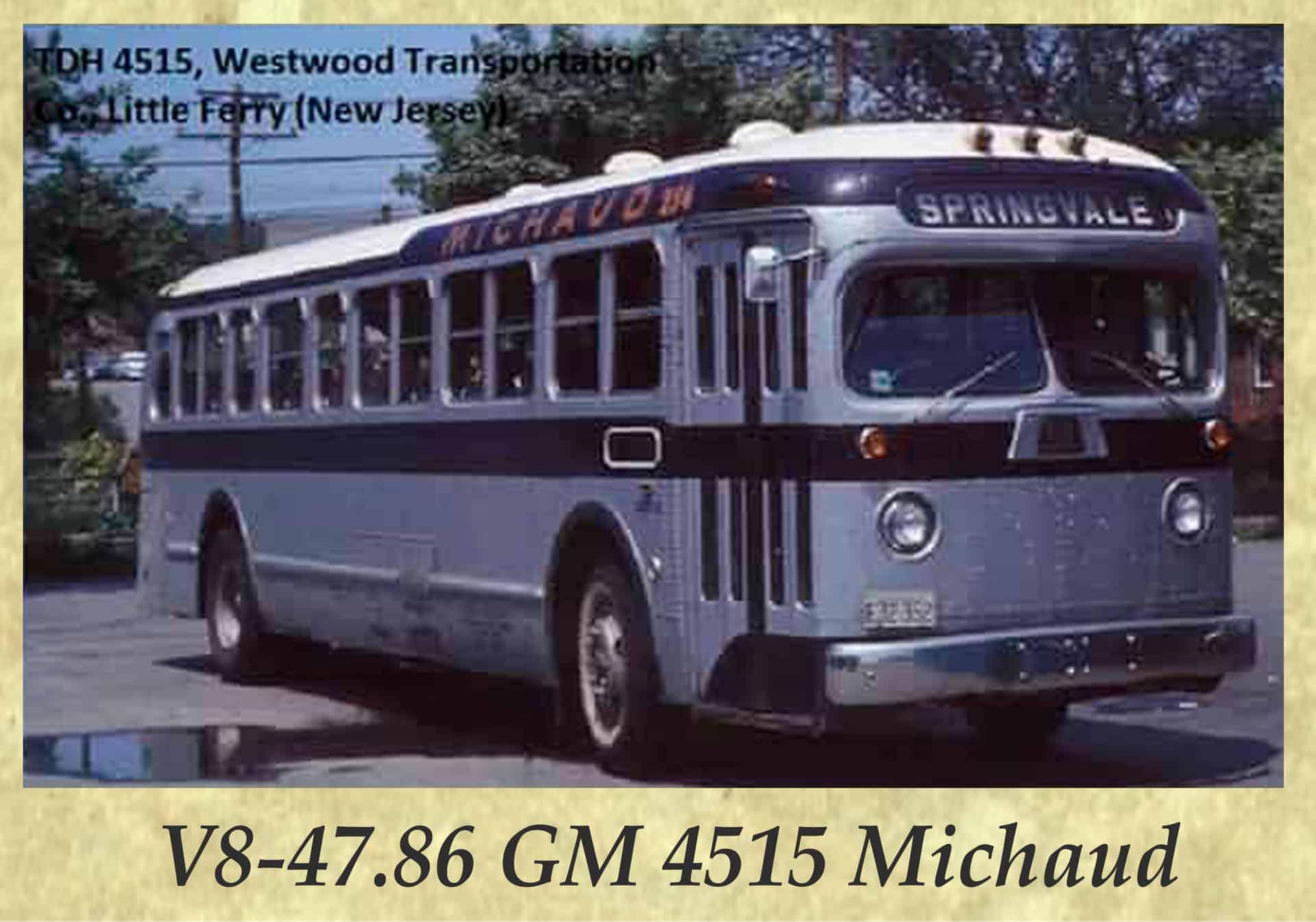 V8-47.86 GM 4515 Michaud