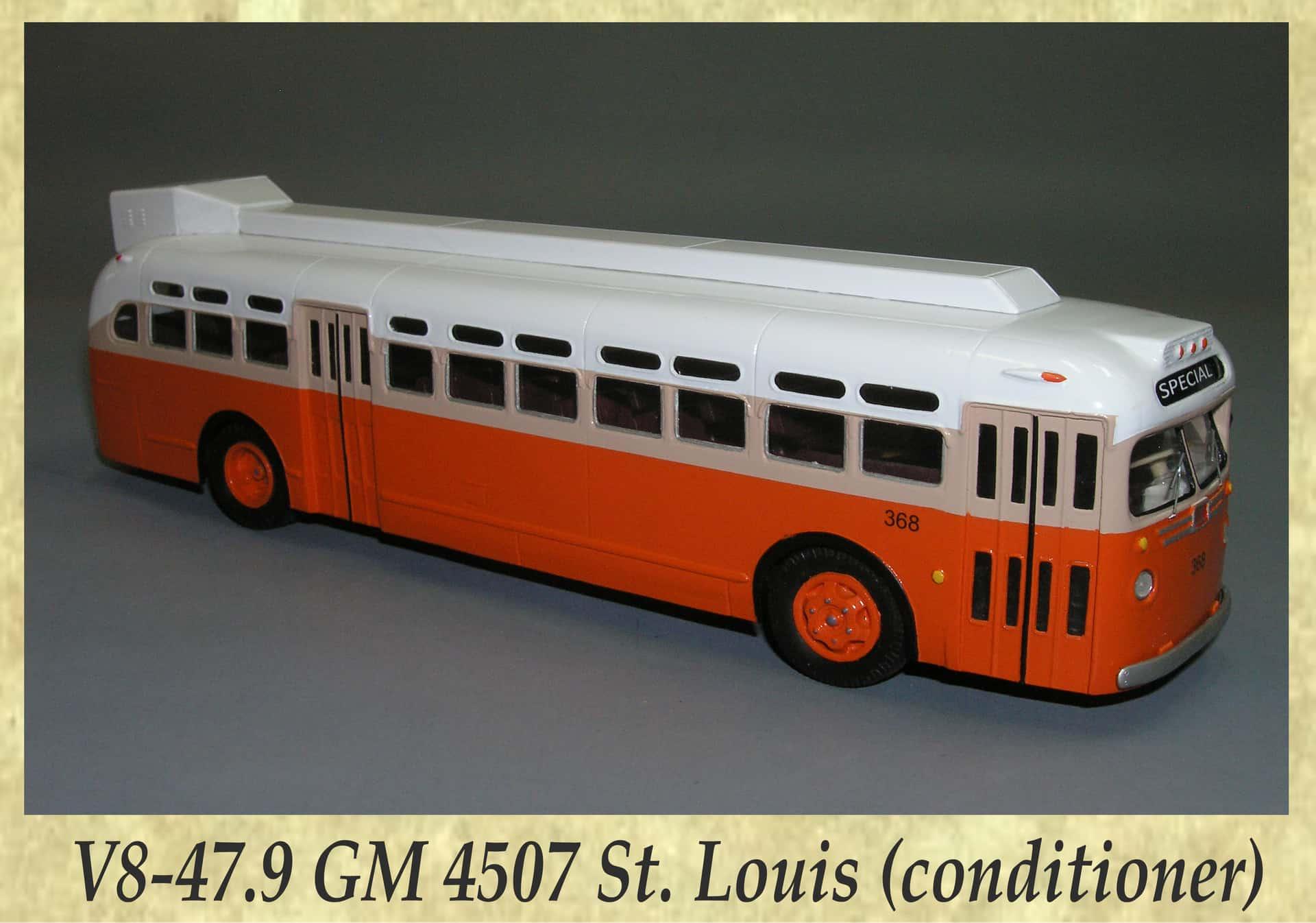 V8-47.9 GM 4507 St. Louis (conditioner)