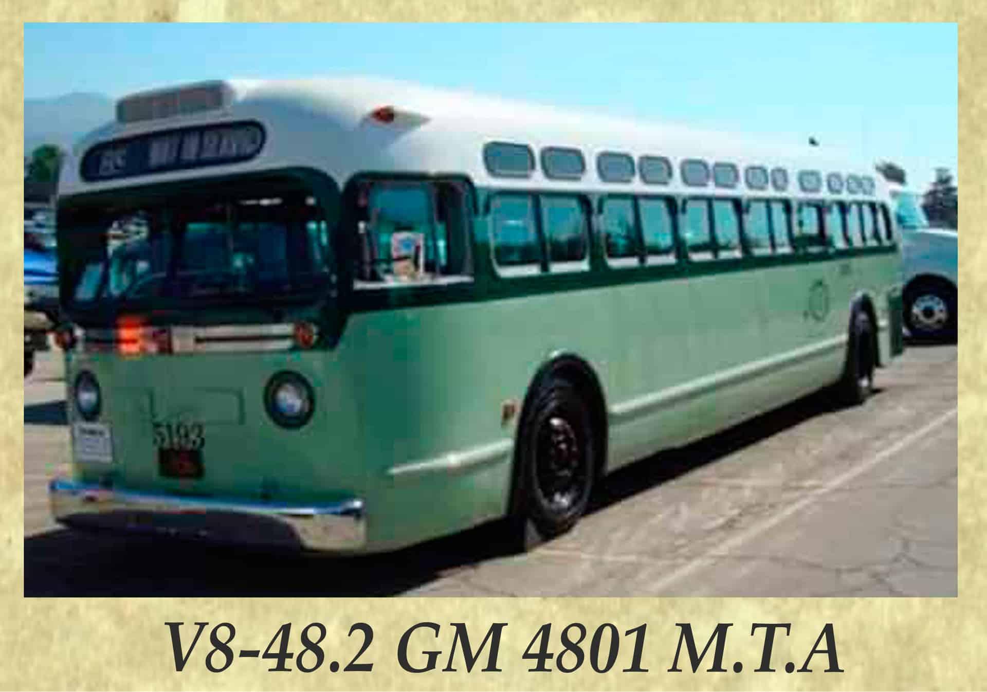 V8-48.2 GM 4801 M.T