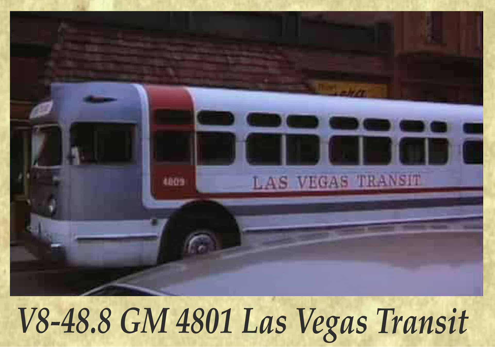 V8-48.8 GM 4801 Las Vegas Transit