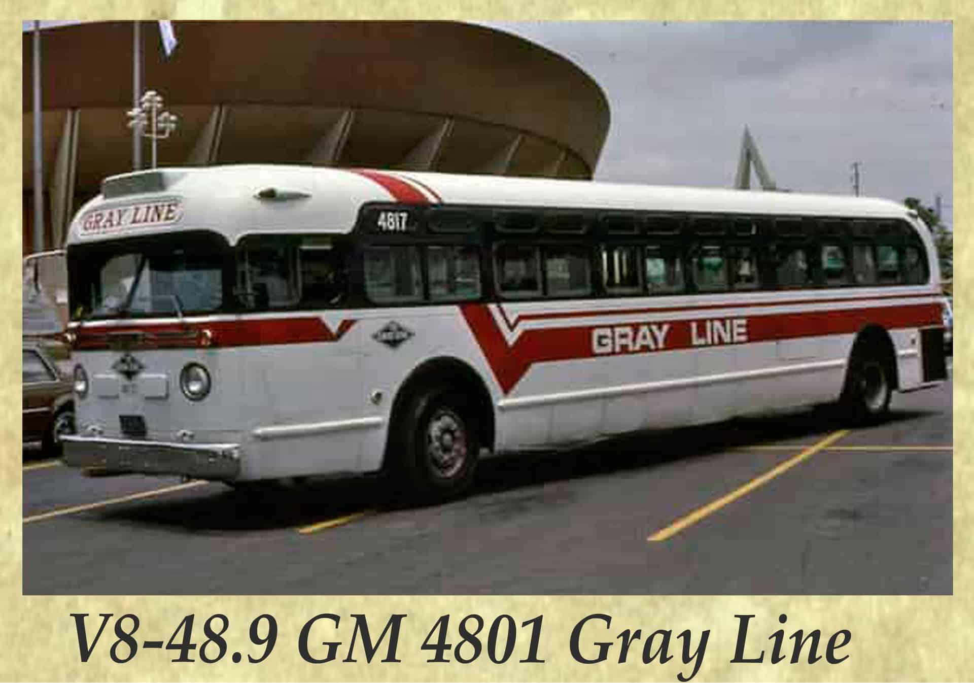 V8-48.9 GM 4801 Gray Line